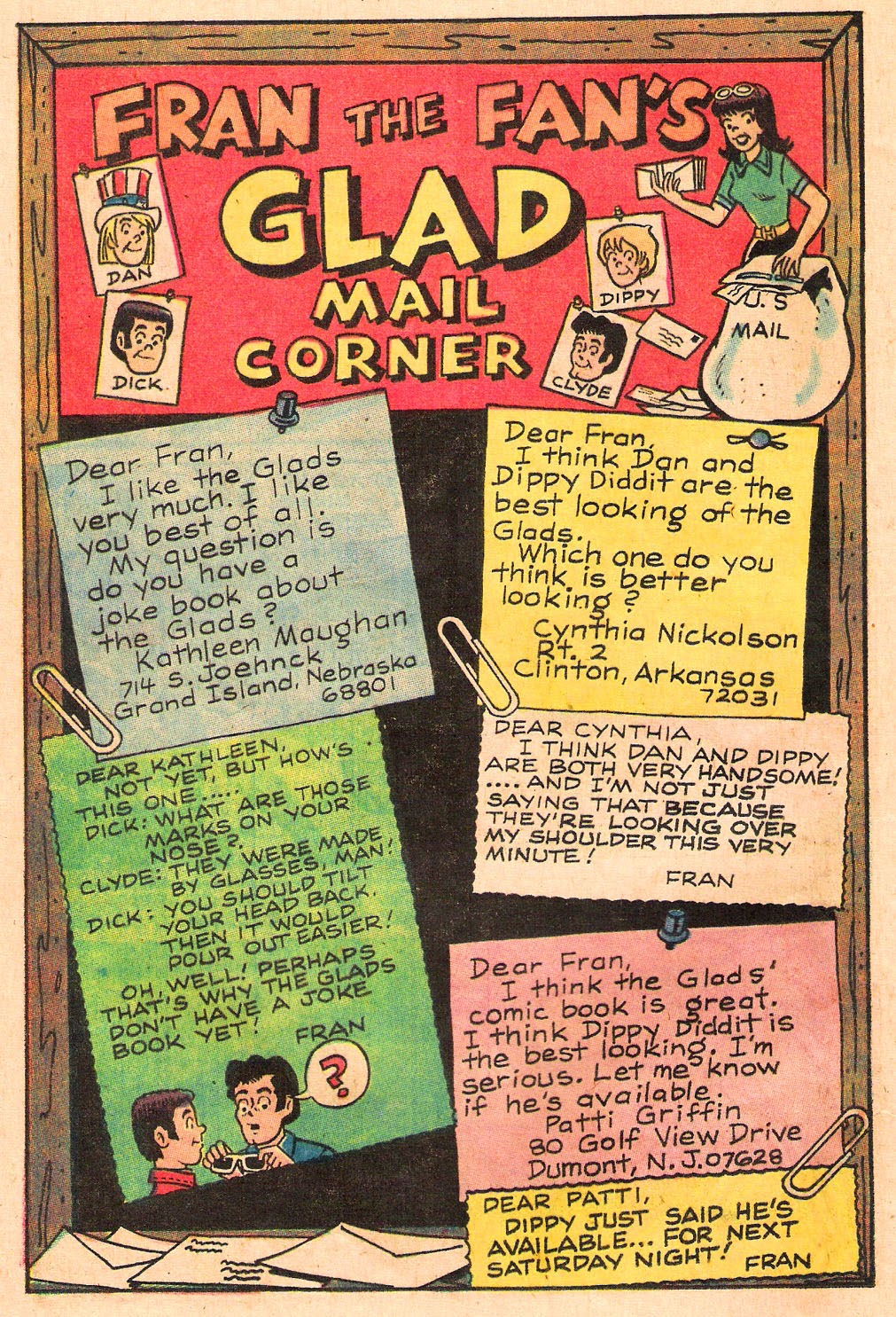 Read online The Mad House Glads comic -  Issue #80 - 30