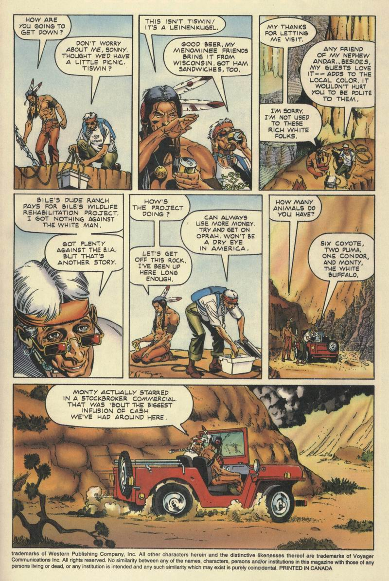 Read online Turok, Dinosaur Hunter (1993) comic -  Issue #10 - 4