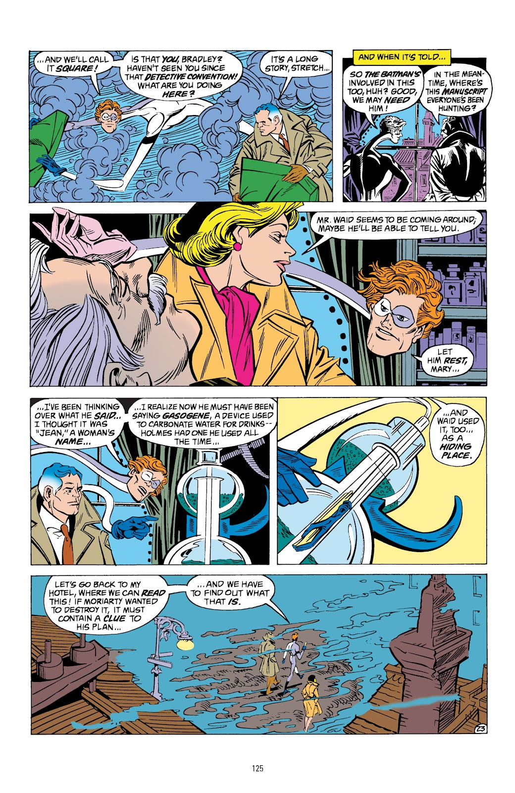 Read online Detective Comics (1937) comic -  Issue # _TPB Batman - The Dark Knight Detective 1 (Part 2) - 25