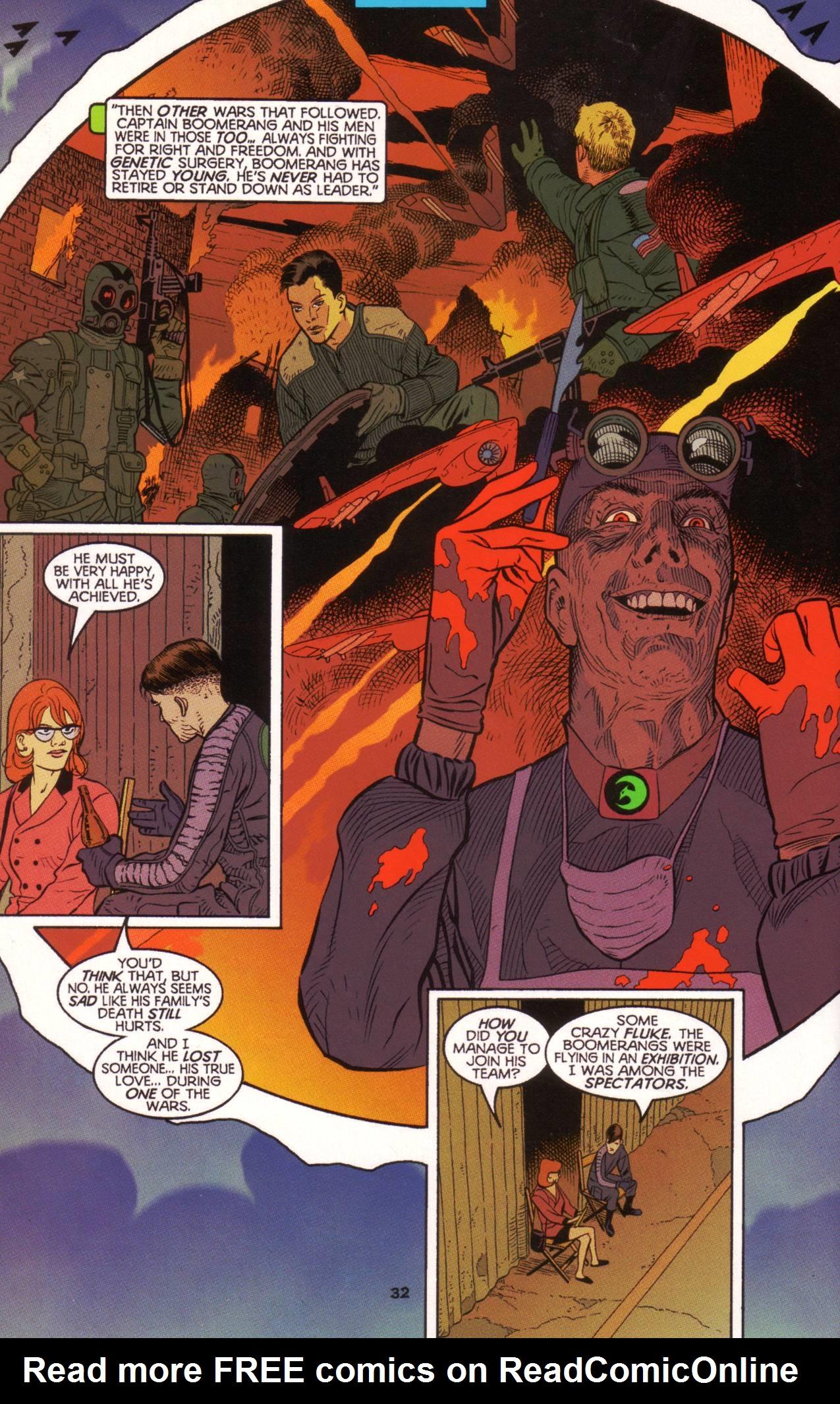 Read online Tangent Comics/ Green Lantern comic -  Issue # Full - 33