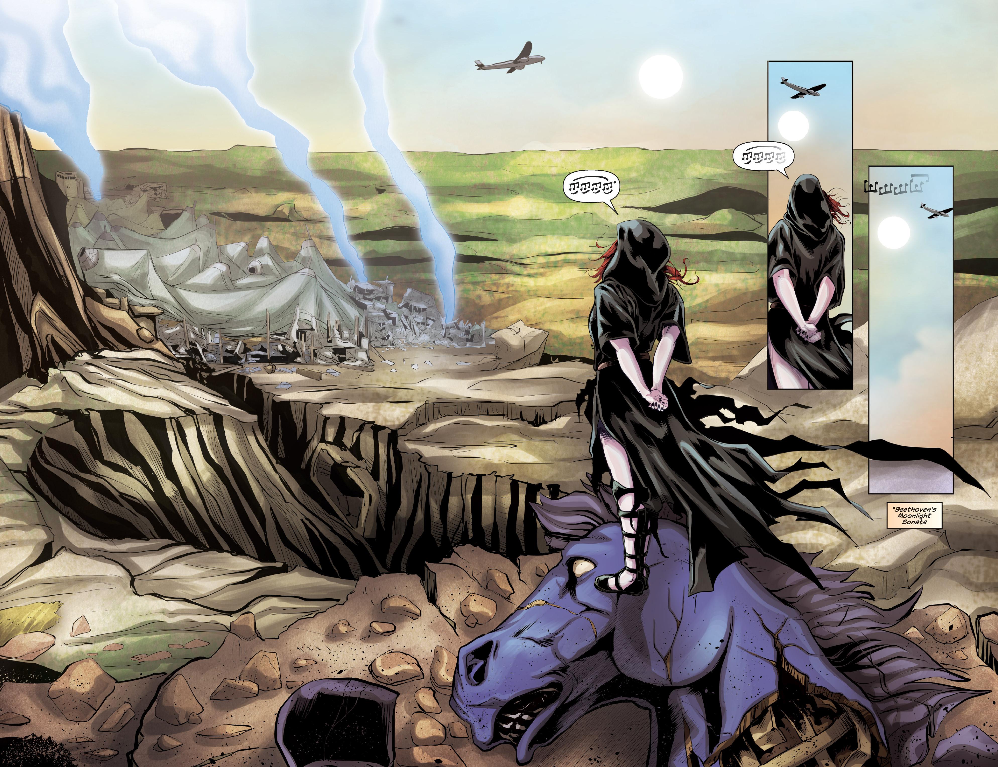 Read online Grimm Fairy Tales presents No Tomorrow comic -  Issue # TPB - 11