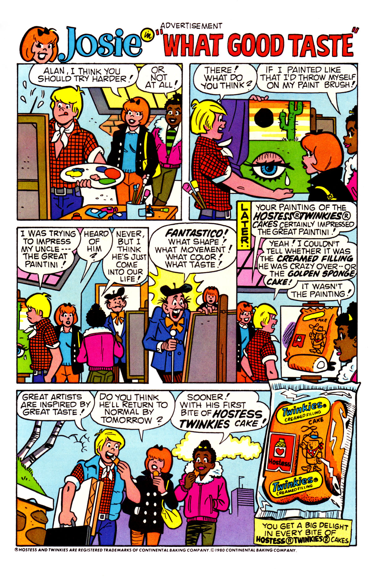 Read online Archie (1960) comic -  Issue #301 - 36