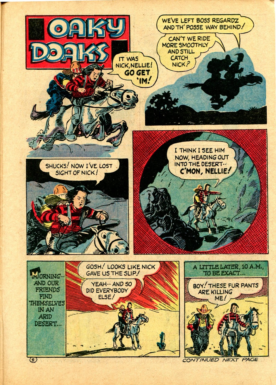 Read online Famous Funnies comic -  Issue #102 - 43