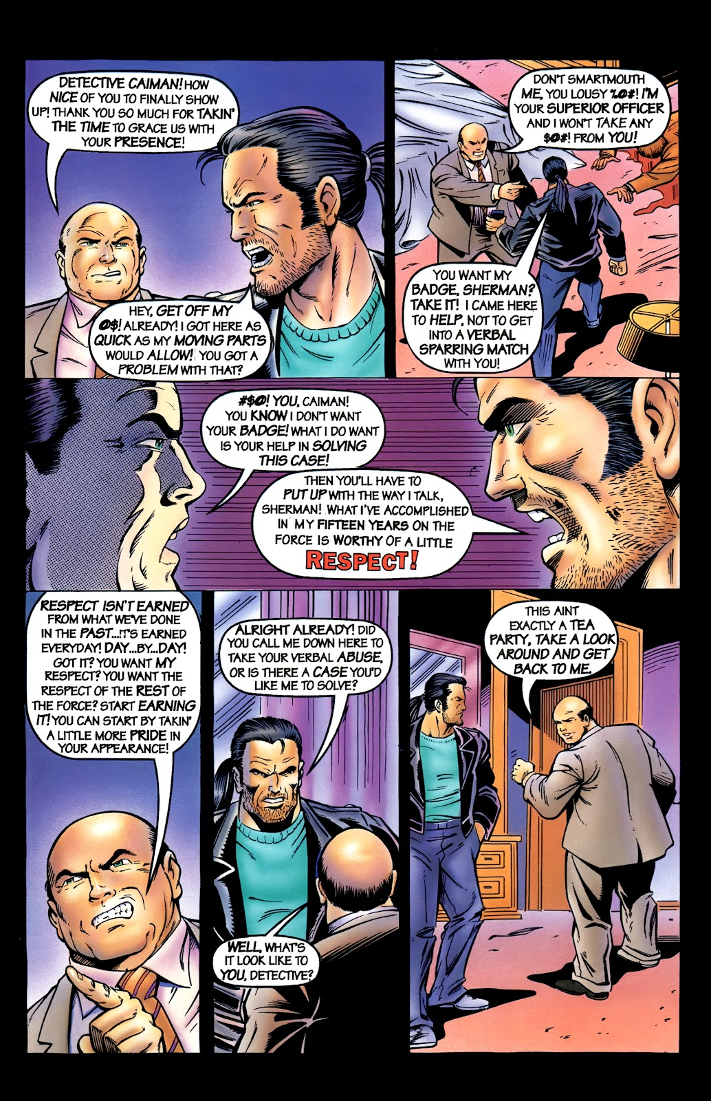 Read online Perg comic -  Issue #7 - 11