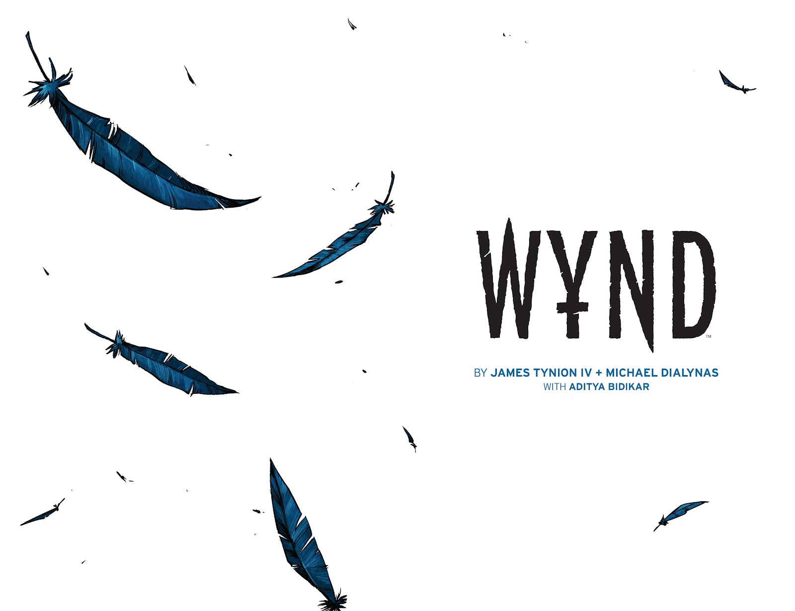 Read online Wynd comic -  Issue #1 - 9