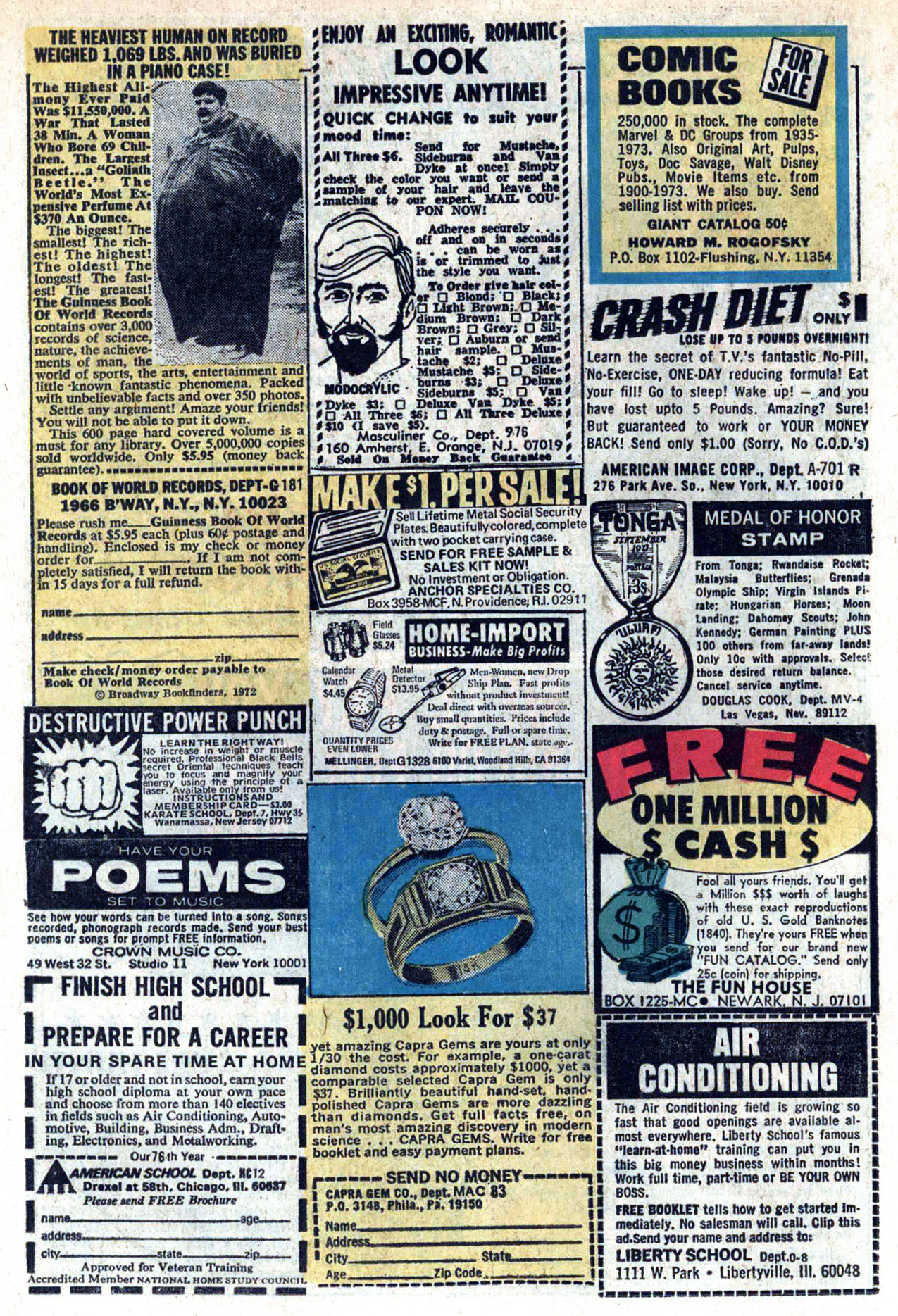 Read online Amazing Adventures (1970) comic -  Issue #20 - 22