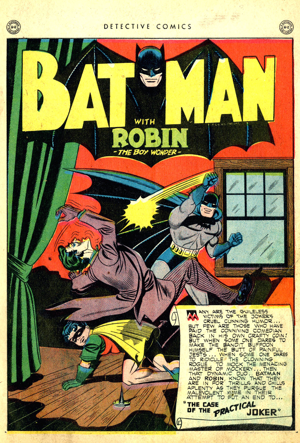 Read online Detective Comics (1937) comic -  Issue #91 - 3