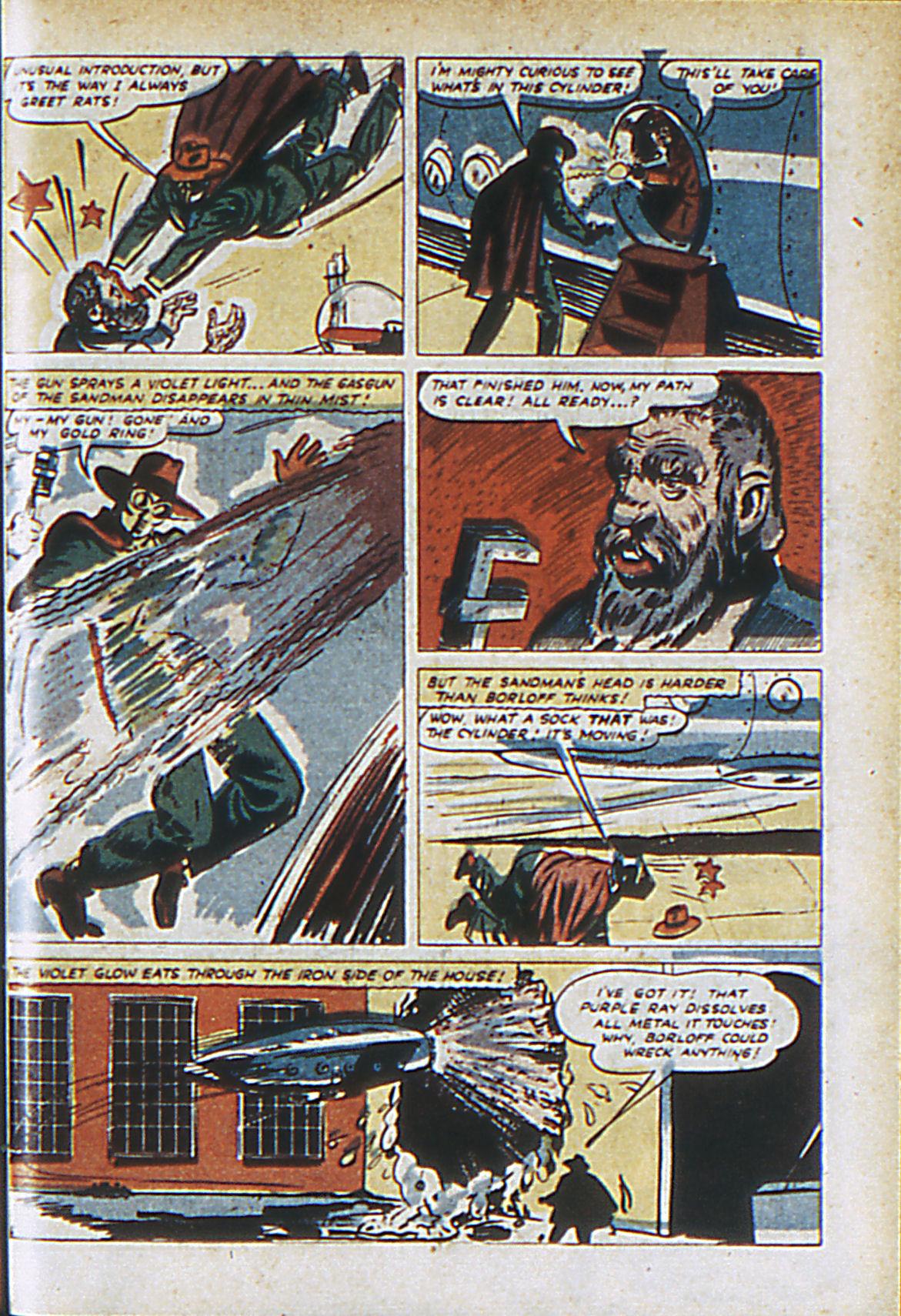 Read online Adventure Comics (1938) comic -  Issue #61 - 60