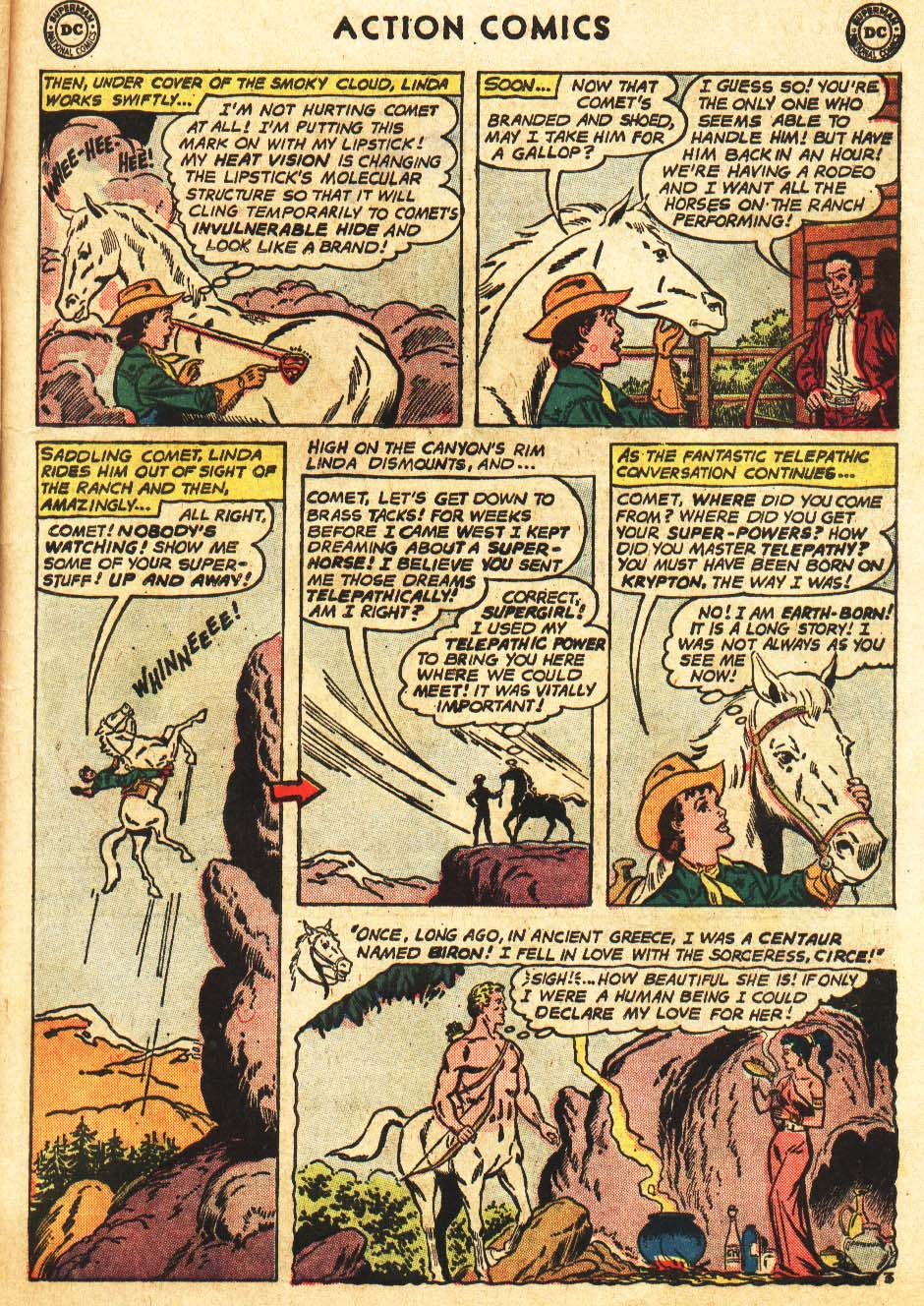 Action Comics (1938) 293 Page 20