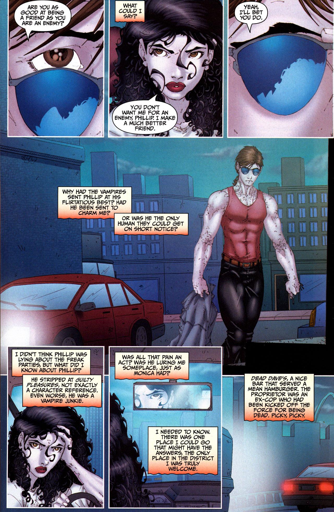 Read online Anita Blake, Vampire Hunter: Guilty Pleasures comic -  Issue #5 - 23