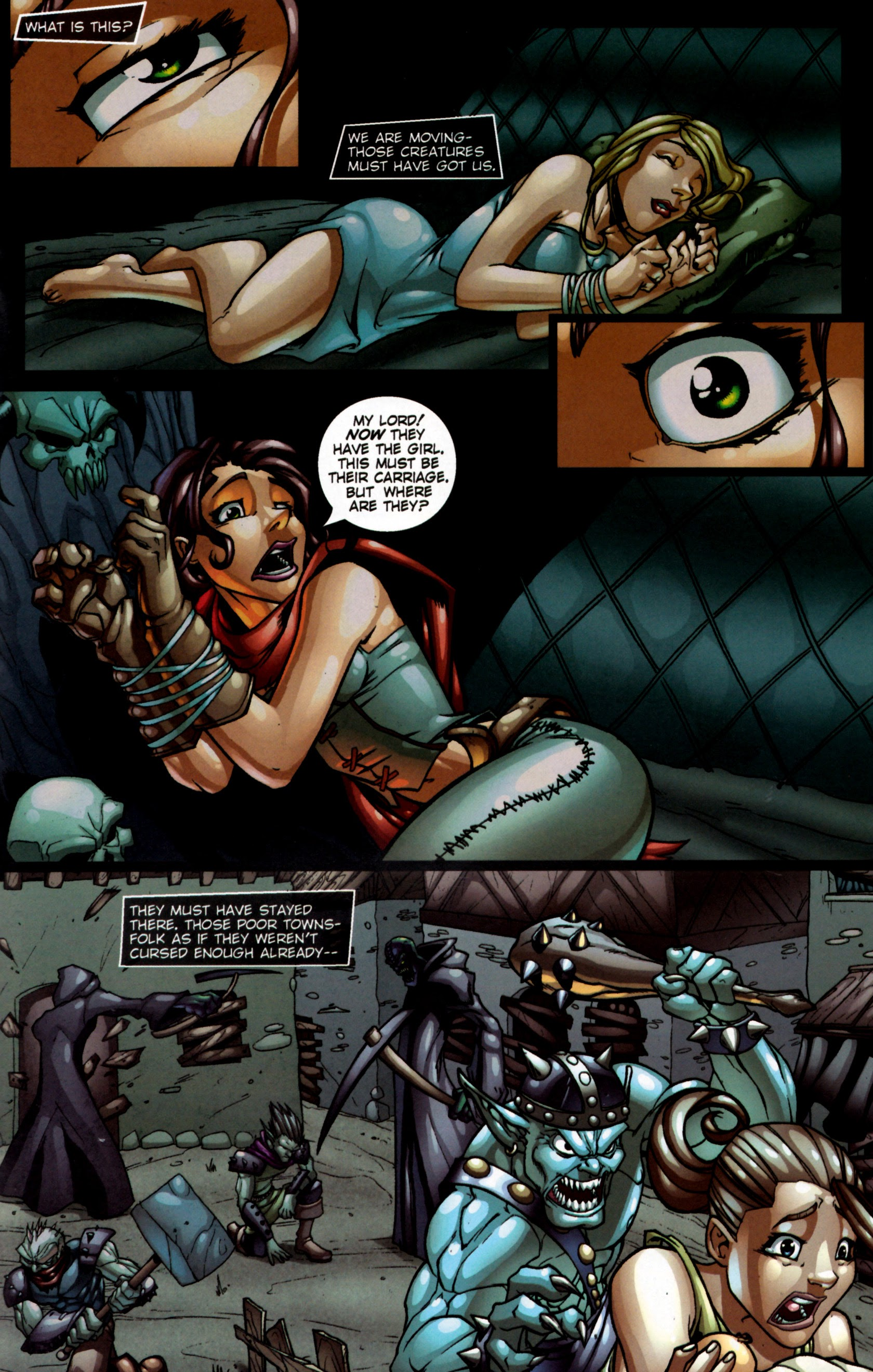 Read online Abiding Perdition comic -  Issue #4 - 19