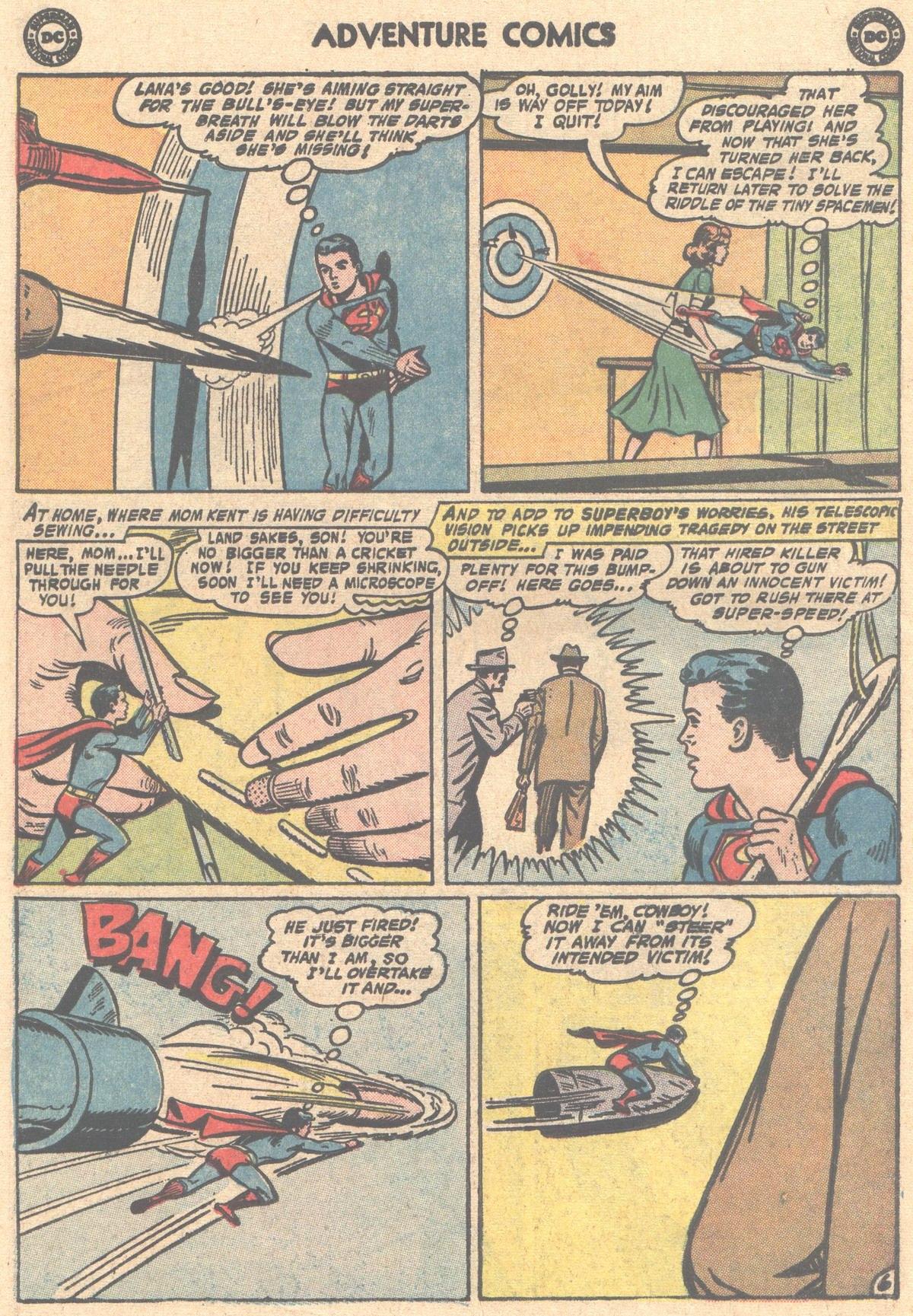 Read online Adventure Comics (1938) comic -  Issue #317 - 30