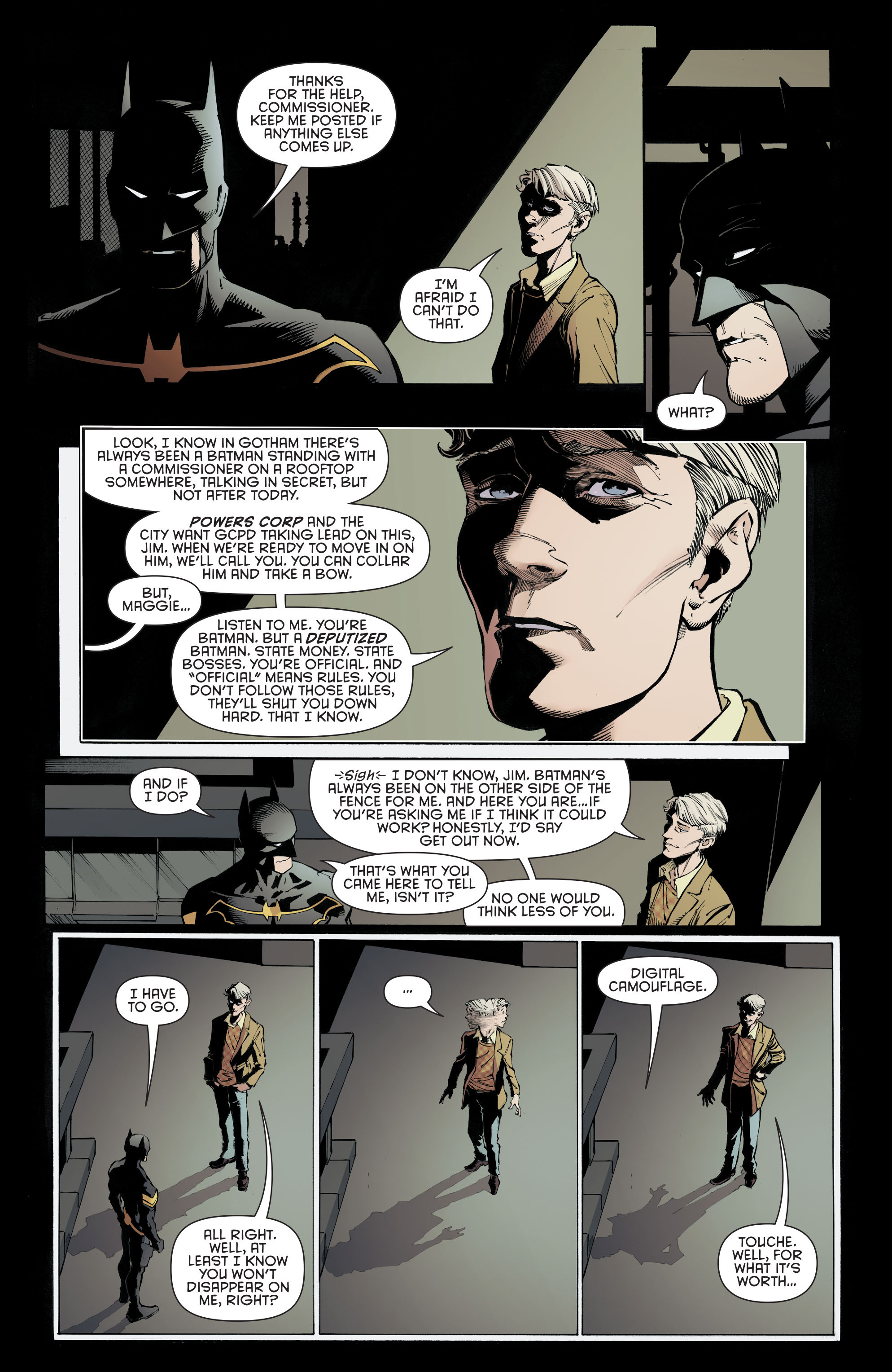 Read online Batman (2011) comic -  Issue # _TPB 8 - 49