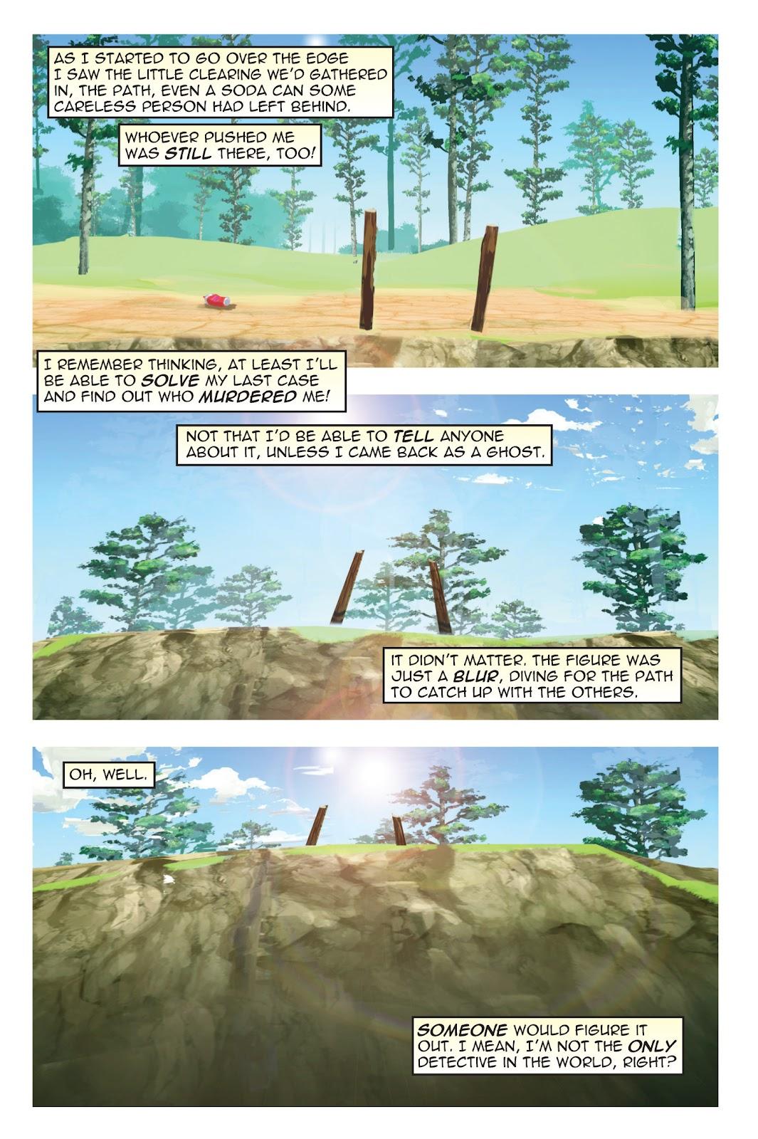 Read online Nancy Drew comic -  Issue #19 - 10