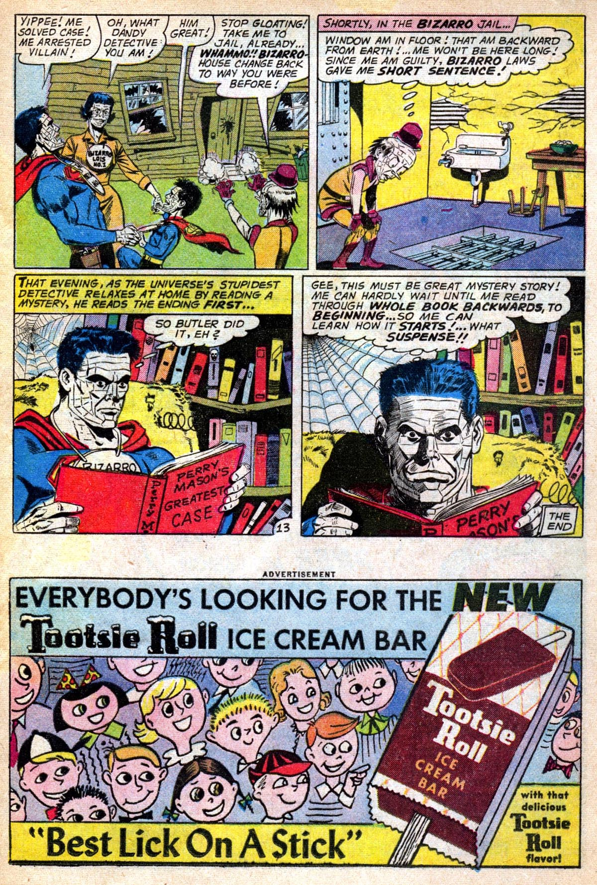 Read online Adventure Comics (1938) comic -  Issue #286 - 33