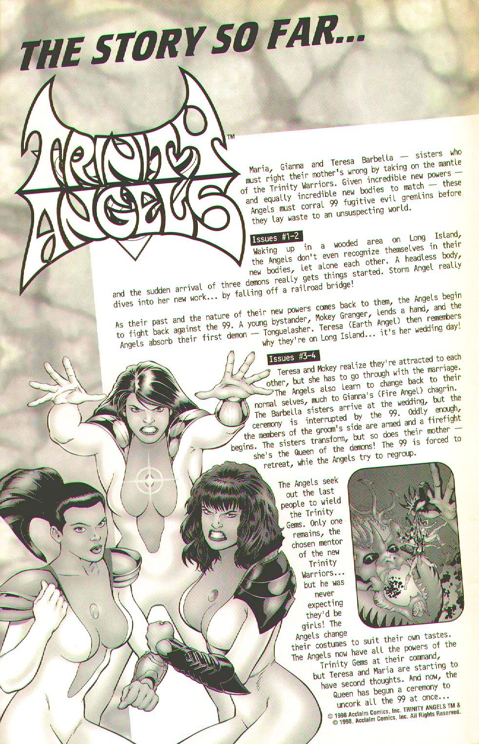 Read online Trinity Angels comic -  Issue #7 - 2