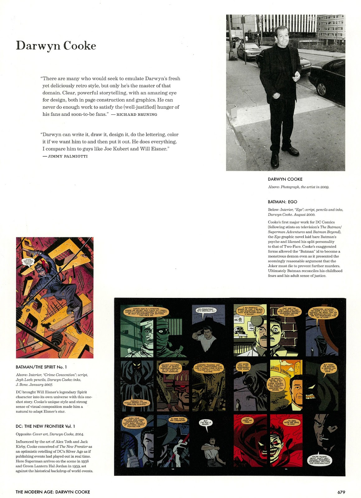 Read online 75 Years Of DC Comics comic -  Issue # TPB (Part 8) - 4