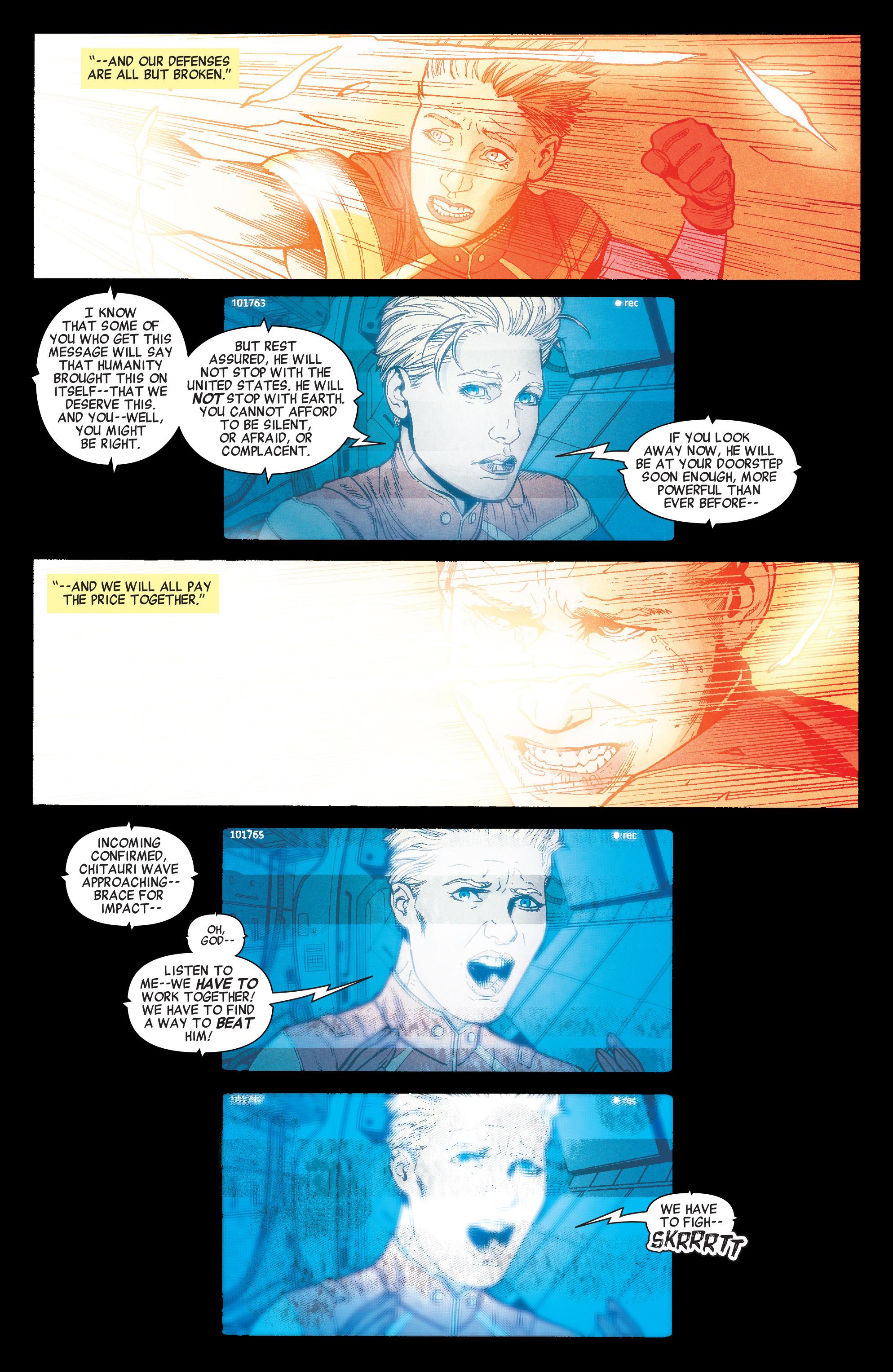 Read online Secret Empire comic -  Issue #1 - 8