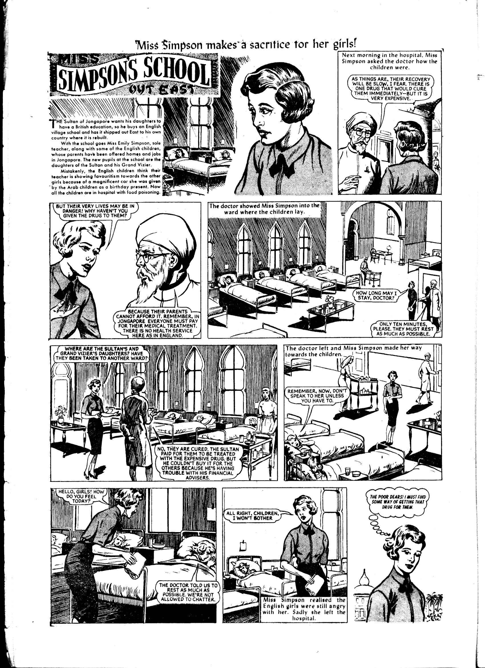 Read online Judy comic -  Issue #46 - 24