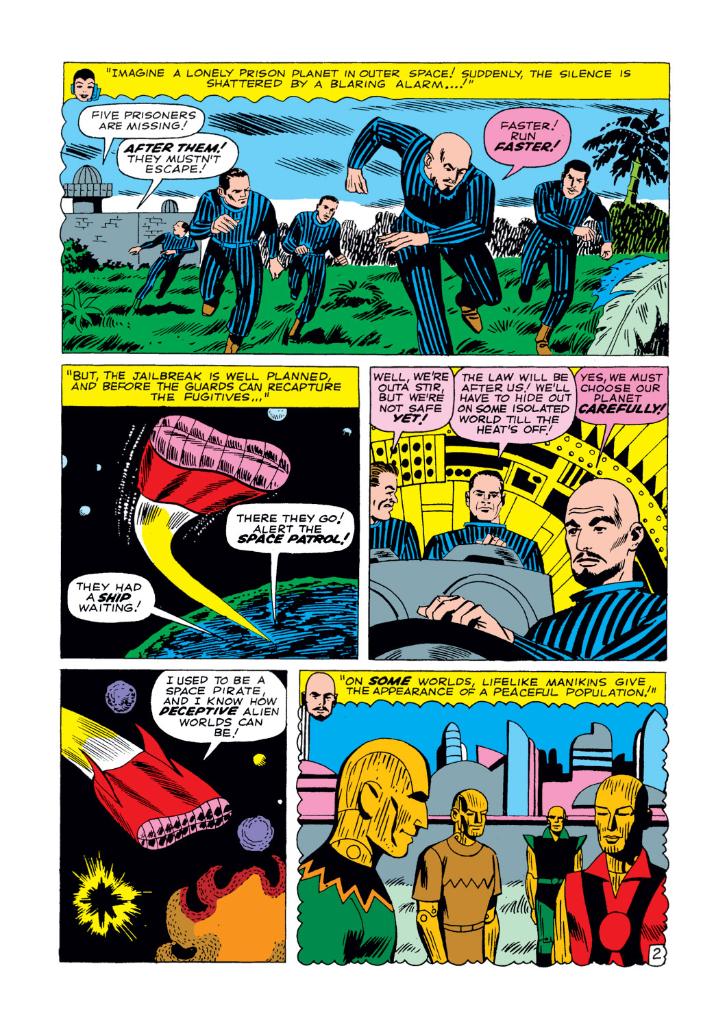 Tales to Astonish (1959) issue 52 - Page 21