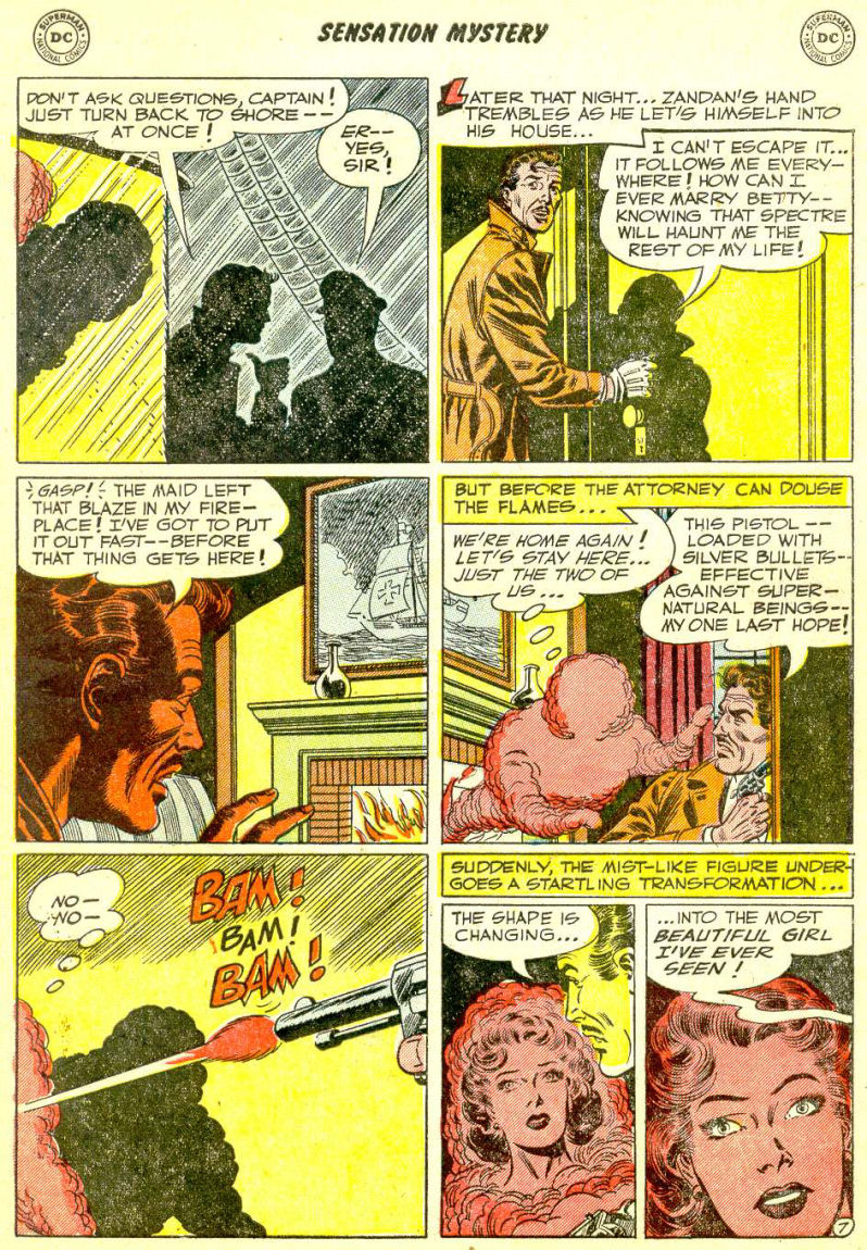 Read online Sensation (Mystery) Comics comic -  Issue #111 - 9