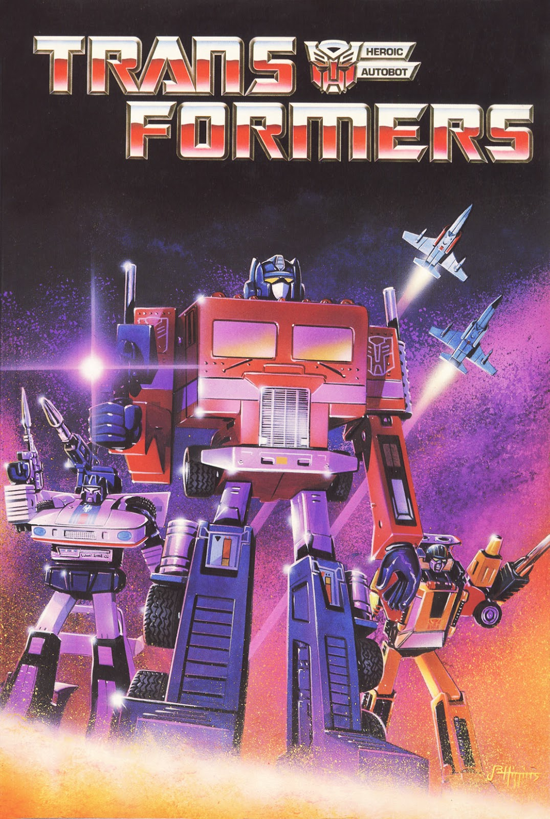 The Transformers Annual 1985 Page 1