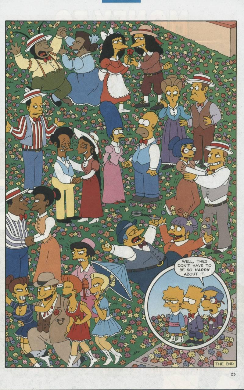 Read online Simpsons Comics comic -  Issue #67 - 24
