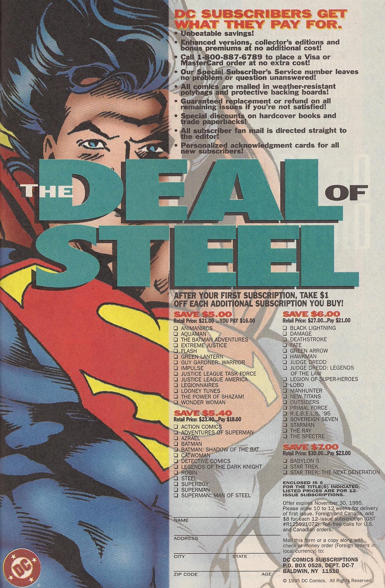 Read online Triumph comic -  Issue #2 - 29