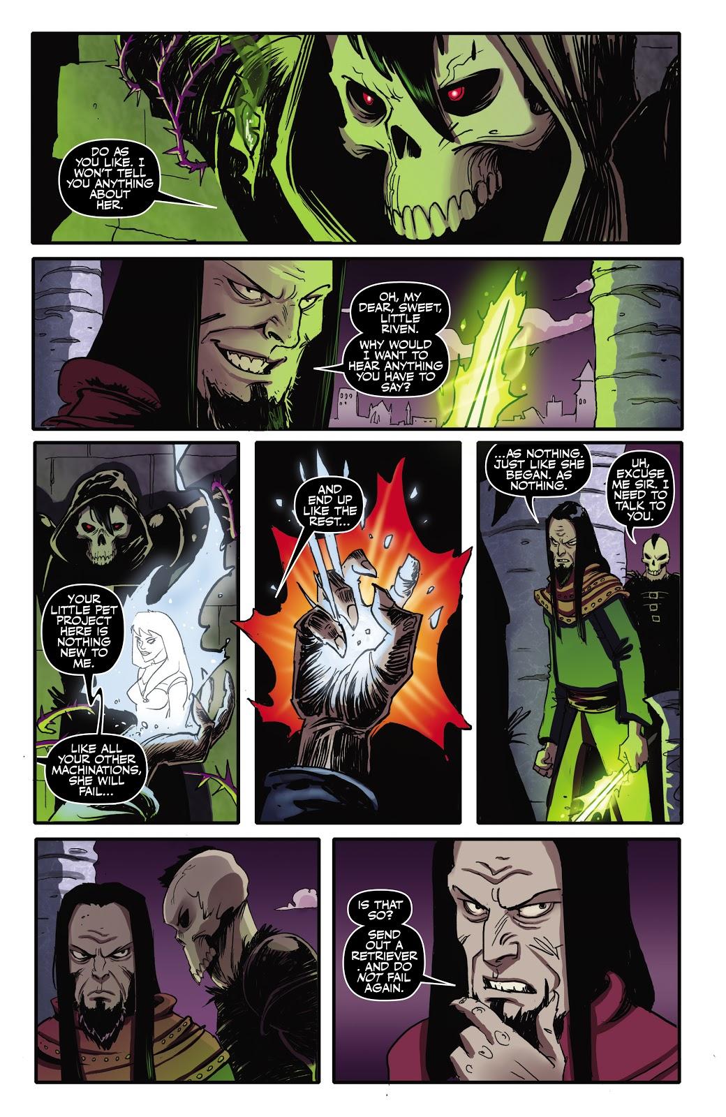 Read online September Mourning Volume 1 comic -  Issue #2 - 17