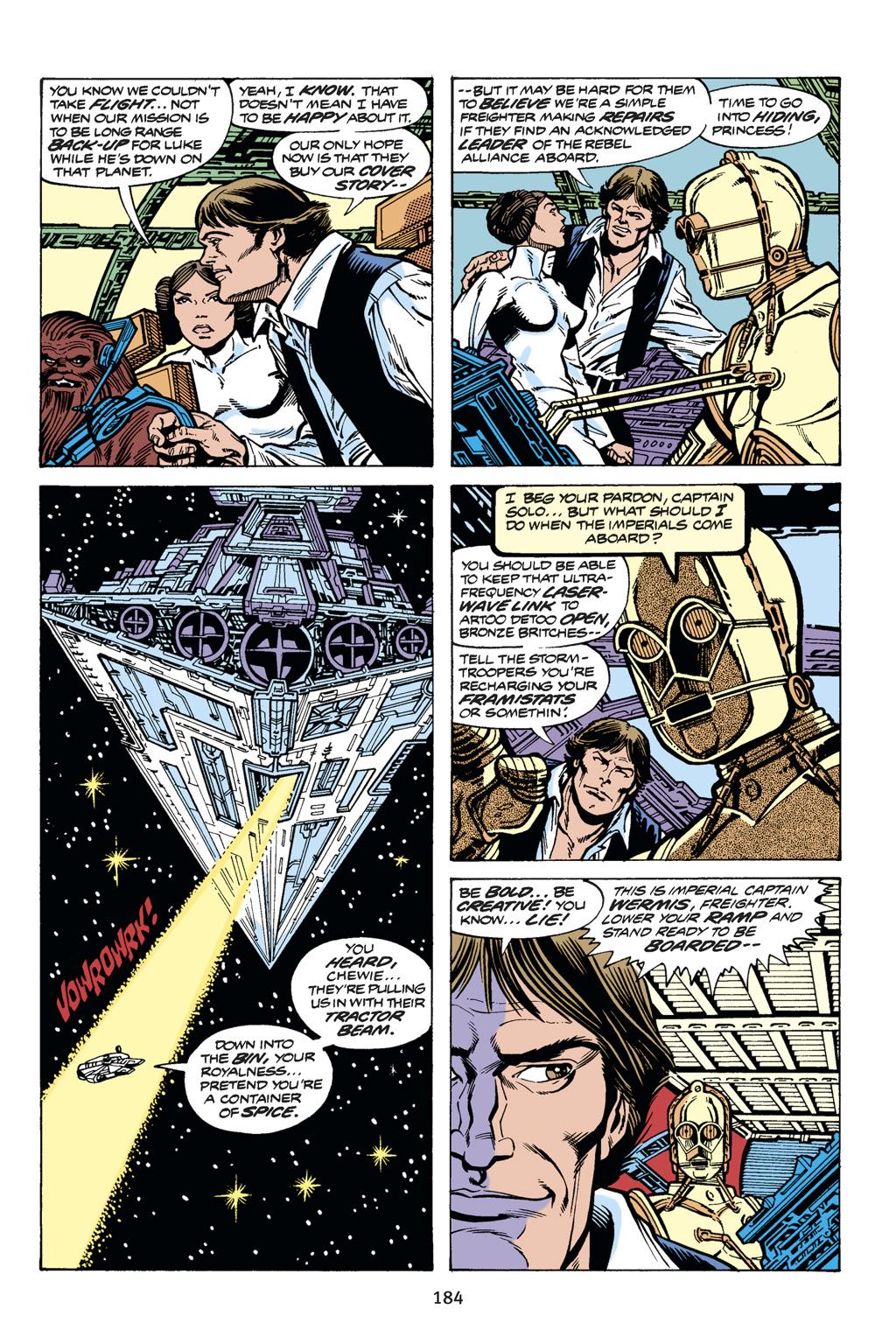 Read online Star Wars Omnibus comic -  Issue # Vol. 14 - 183