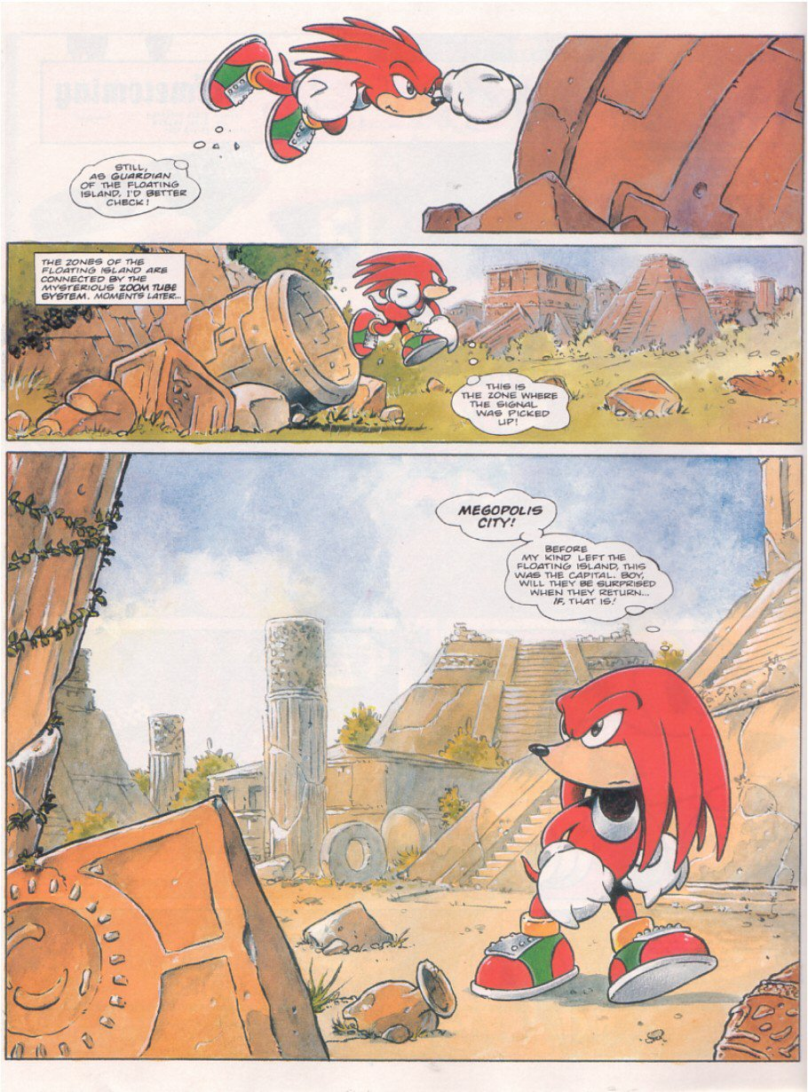 Read online Sonic the Comic comic -  Issue #65 - 18
