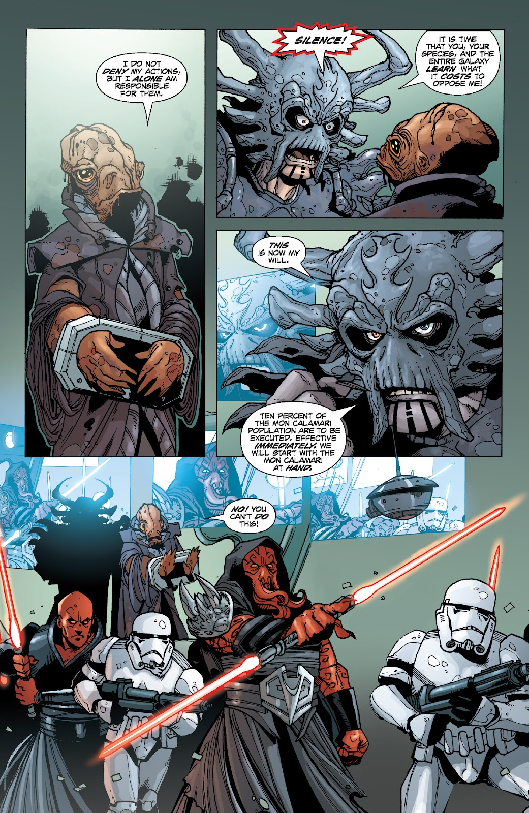 Read online Star Wars Legends: Legacy - Epic Collection comic -  Issue # TPB 2 (Part 1) - 80