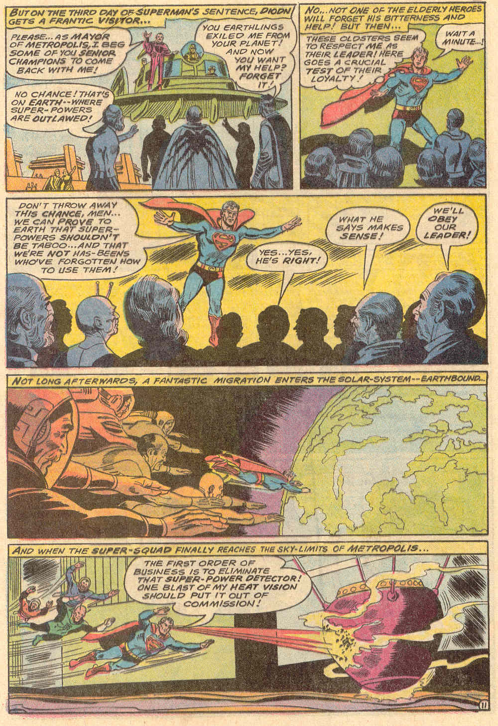 Read online Action Comics (1938) comic -  Issue #386 - 14