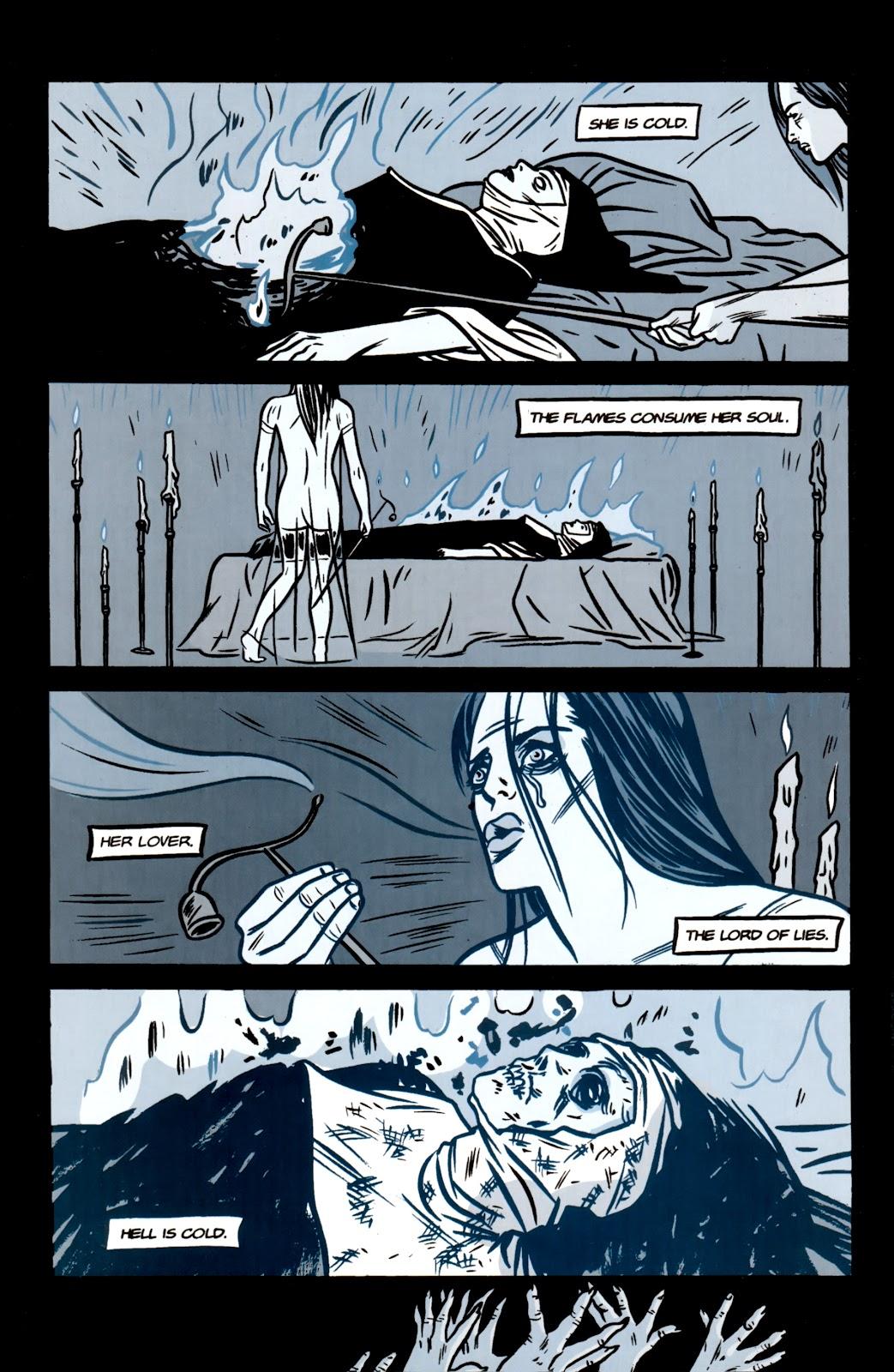 Read online Feeders comic -  Issue # Full - 24