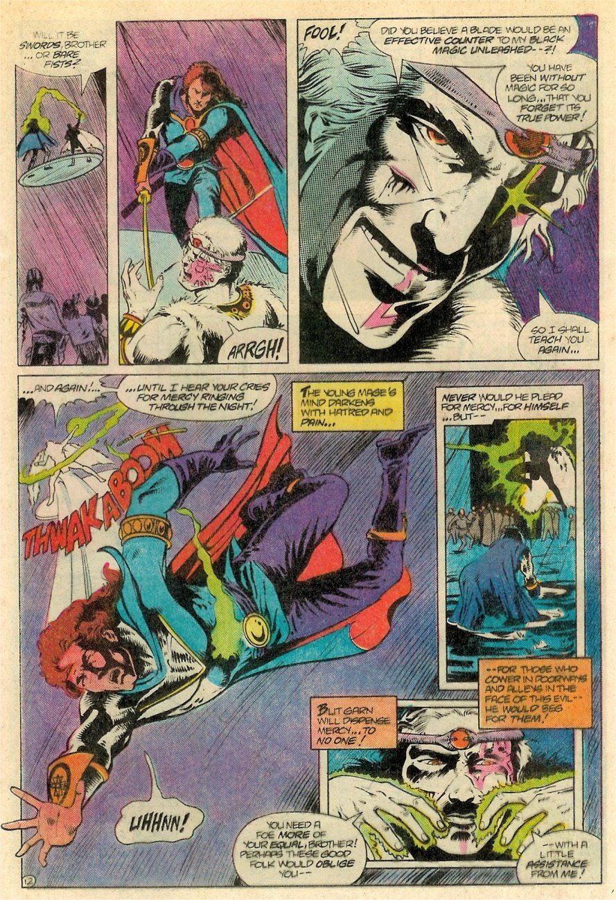 Read online Arion, Lord of Atlantis comic -  Issue #18 - 13