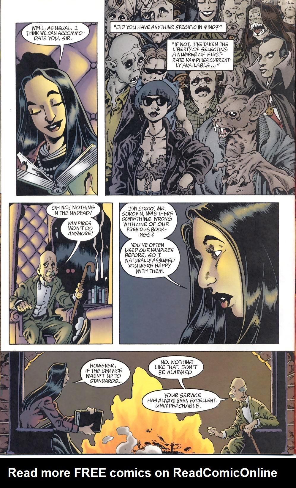 Read online Flinch comic -  Issue #7 - 19