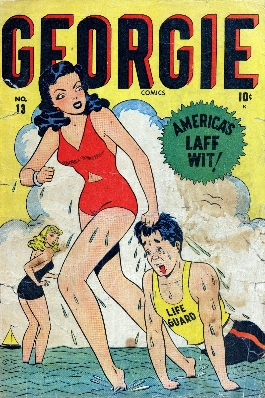 Georgie Comics 13 Page 1