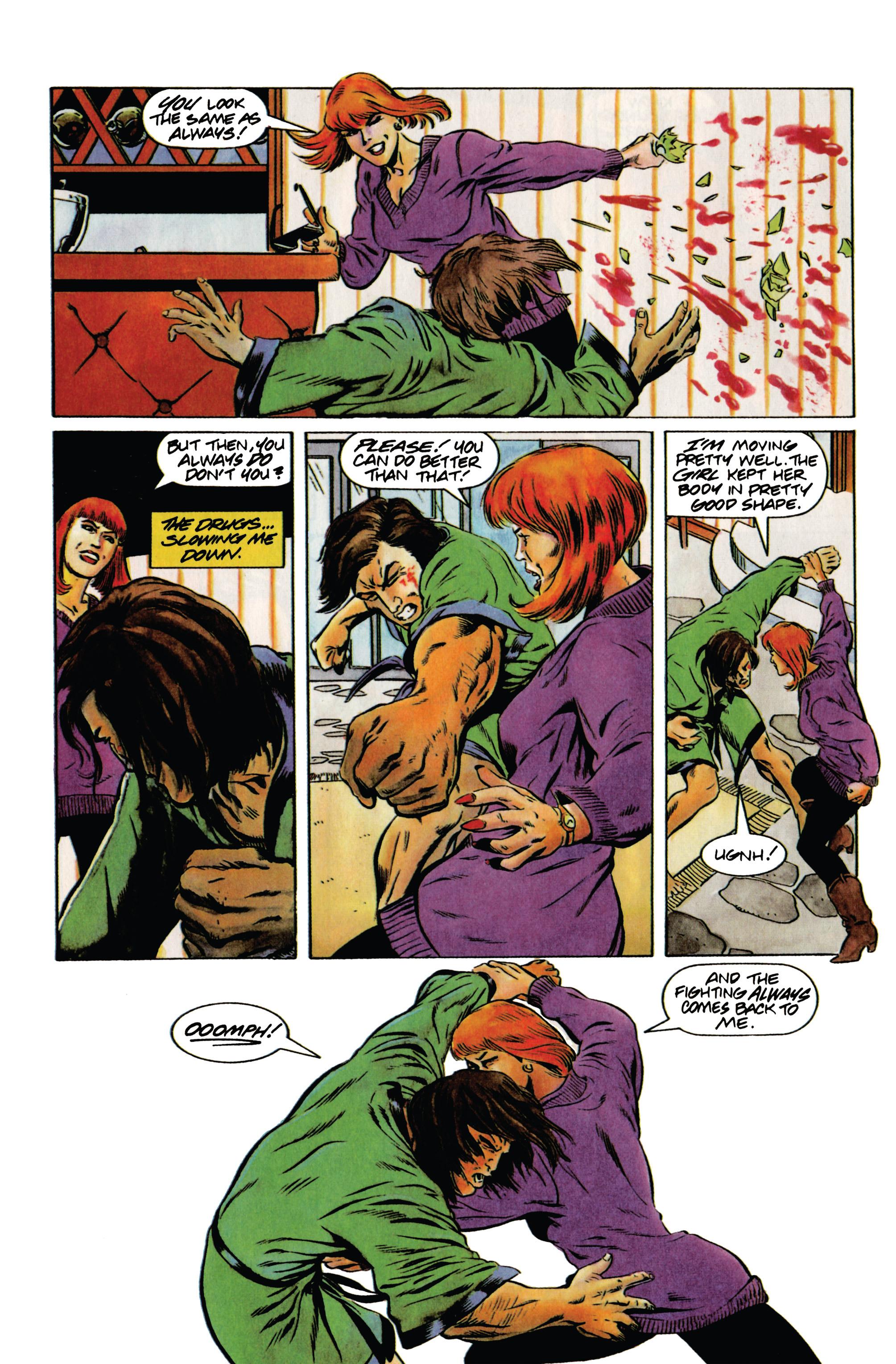 Read online Eternal Warrior (1992) comic -  Issue #12 - 19