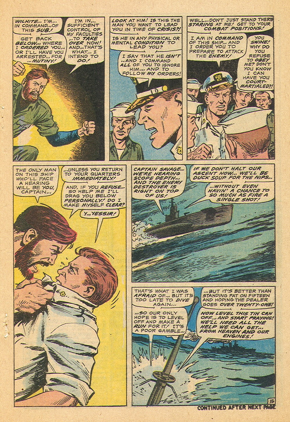 Captain Savage and his Leatherneck Raiders issue 19 - Page 21