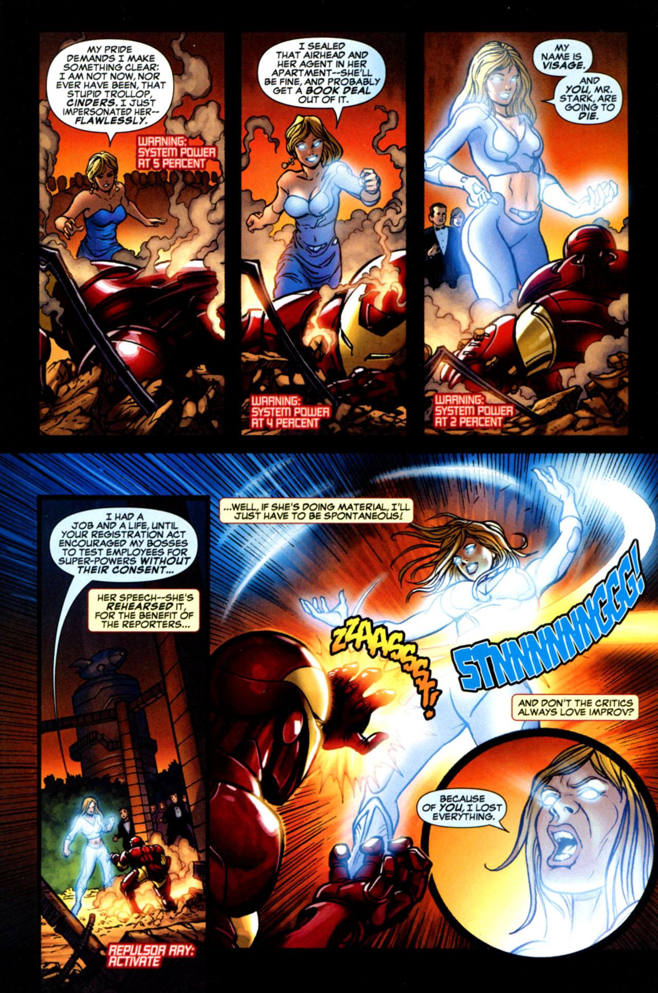 Read online Astonishing Tales (2009) comic -  Issue #1 - 22