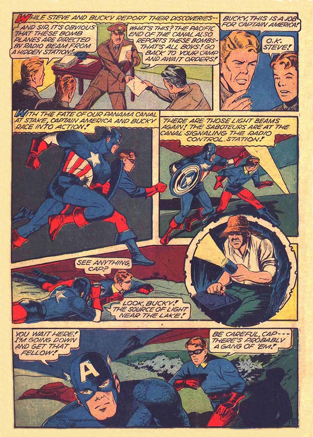 Read online All-Winners Comics comic -  Issue #9 - 20