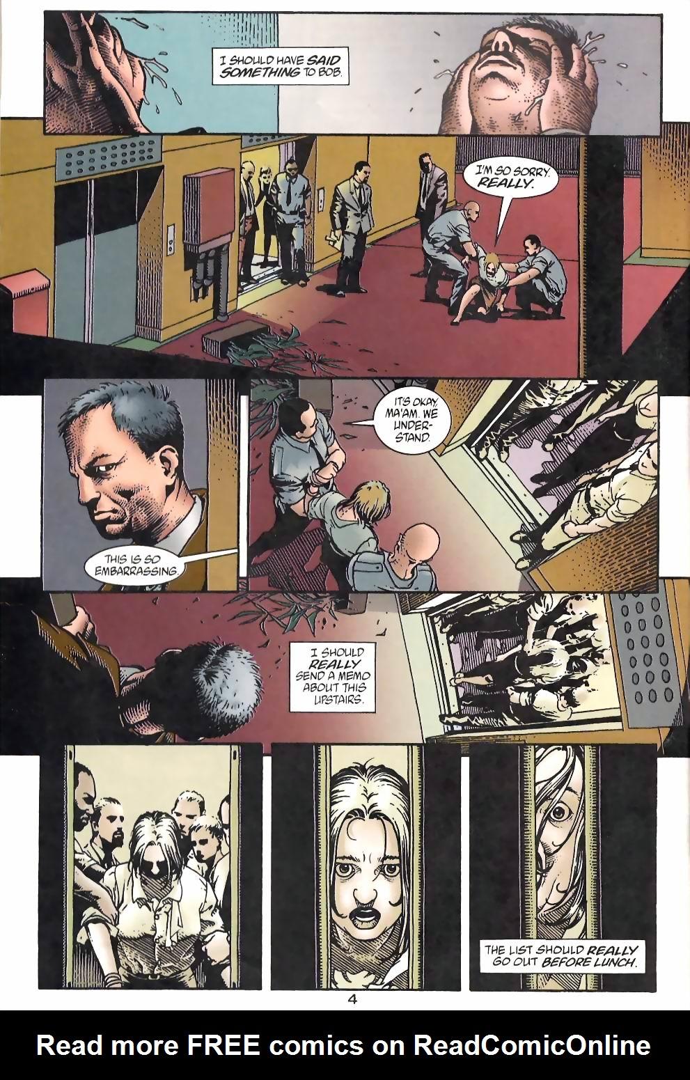Read online Flinch comic -  Issue #12 - 22