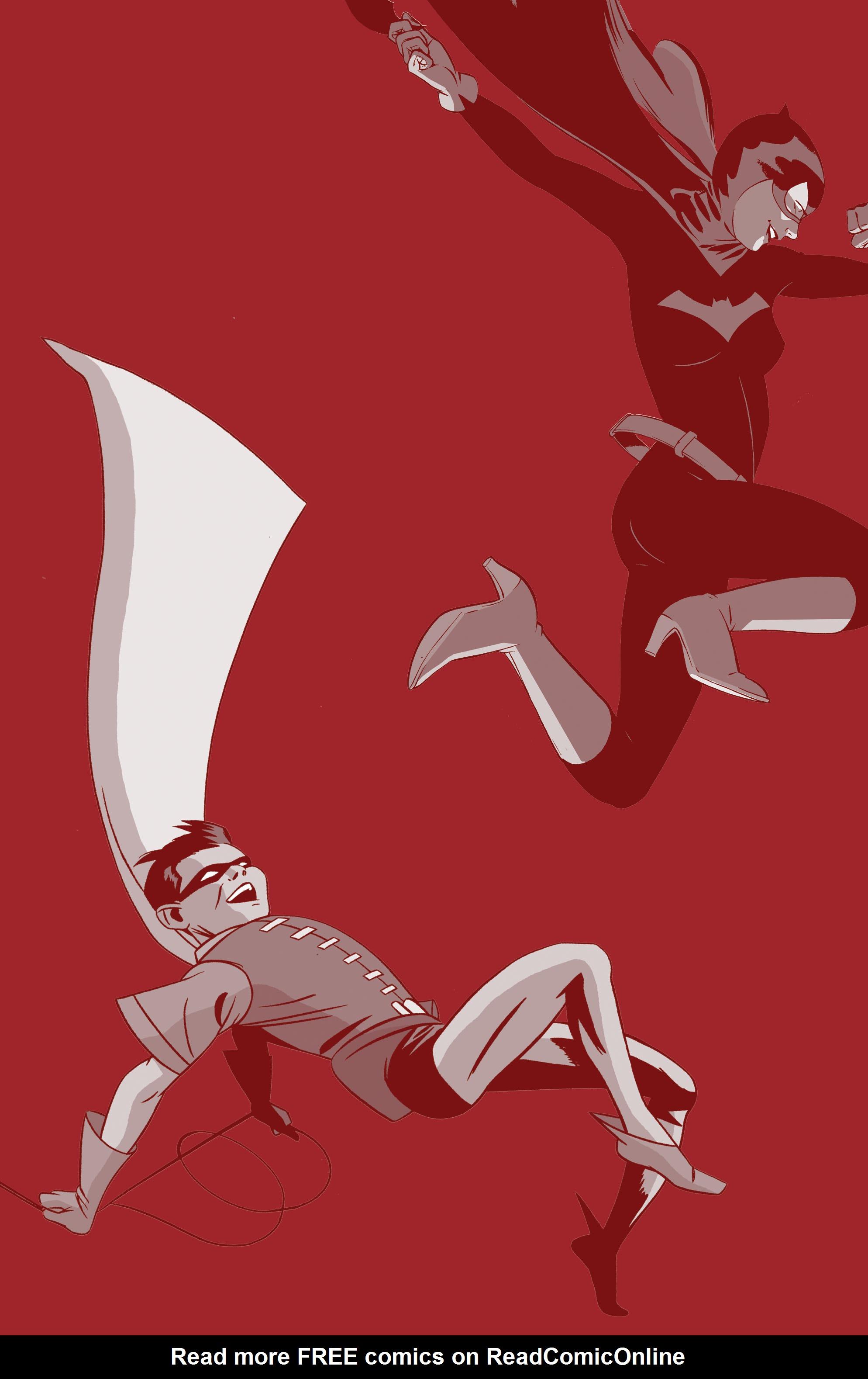 Read online Batgirl/Robin: Year One comic -  Issue # TPB 2 - 154