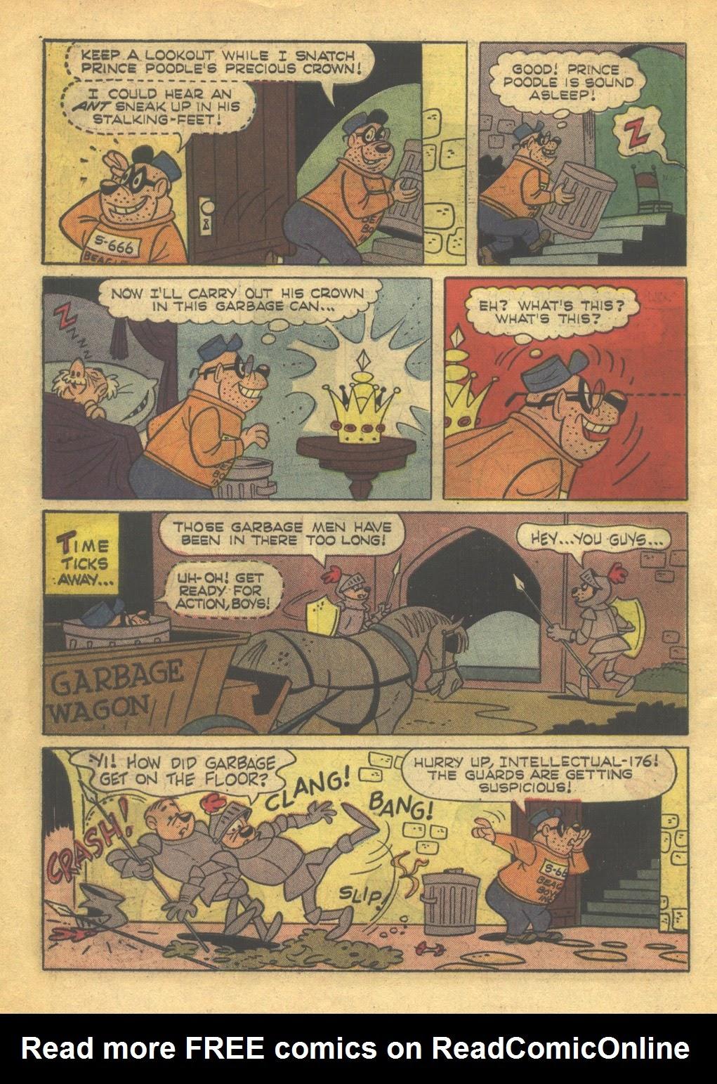Walt Disney THE BEAGLE BOYS issue 7 - Page 10