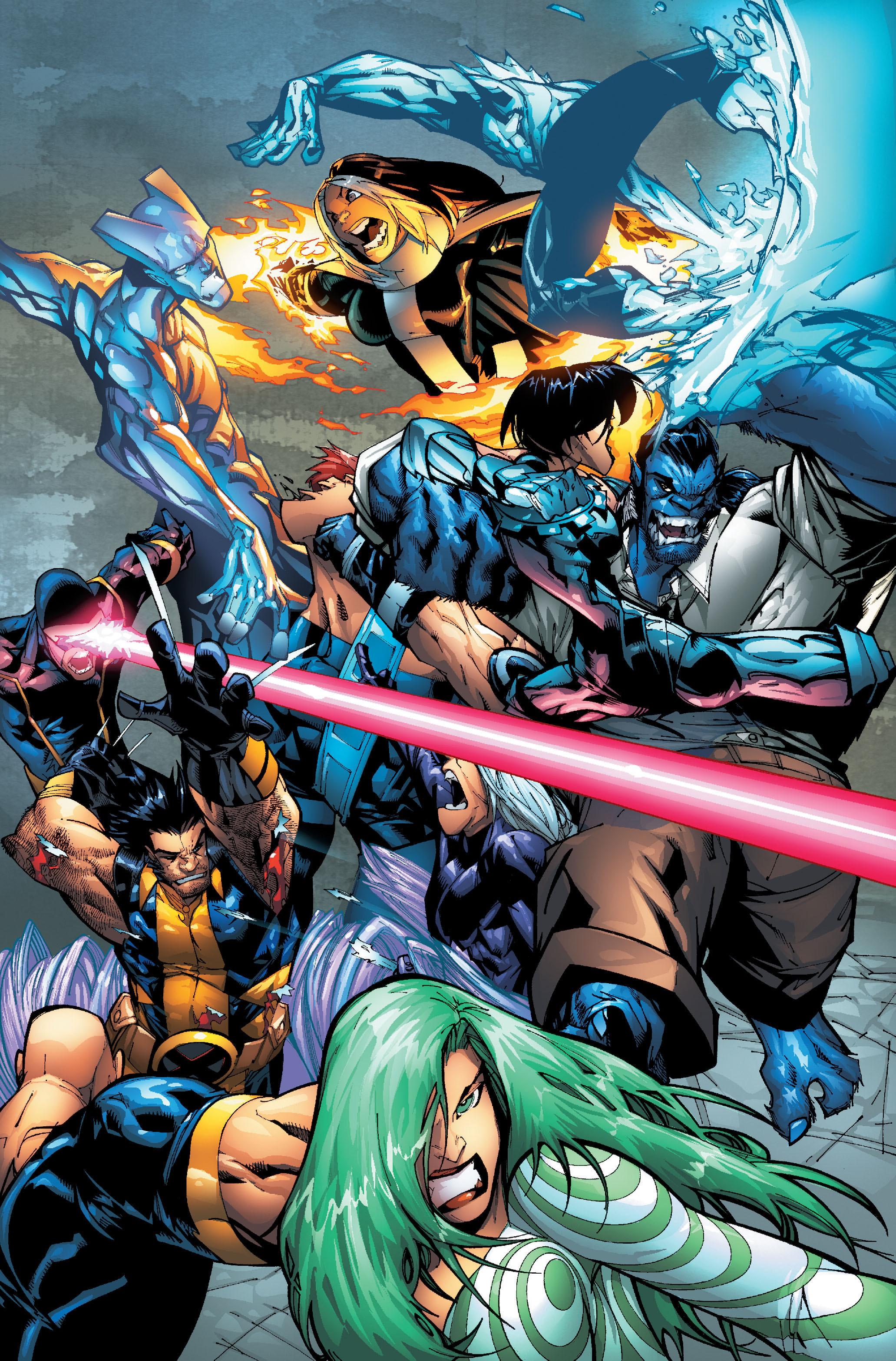 X-Men (1991) 200 Page 33