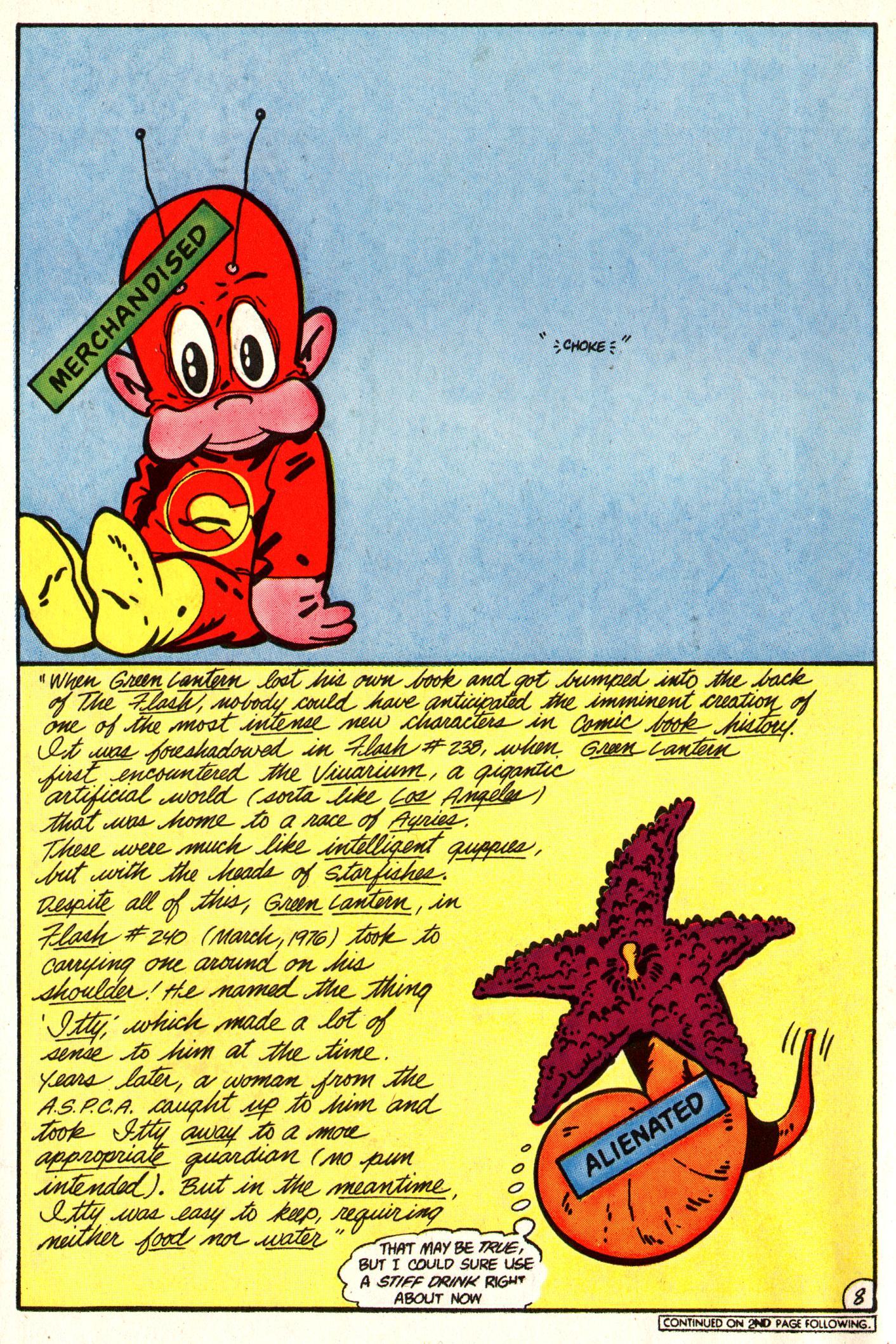Read online Ambush Bug comic -  Issue #3 - 12