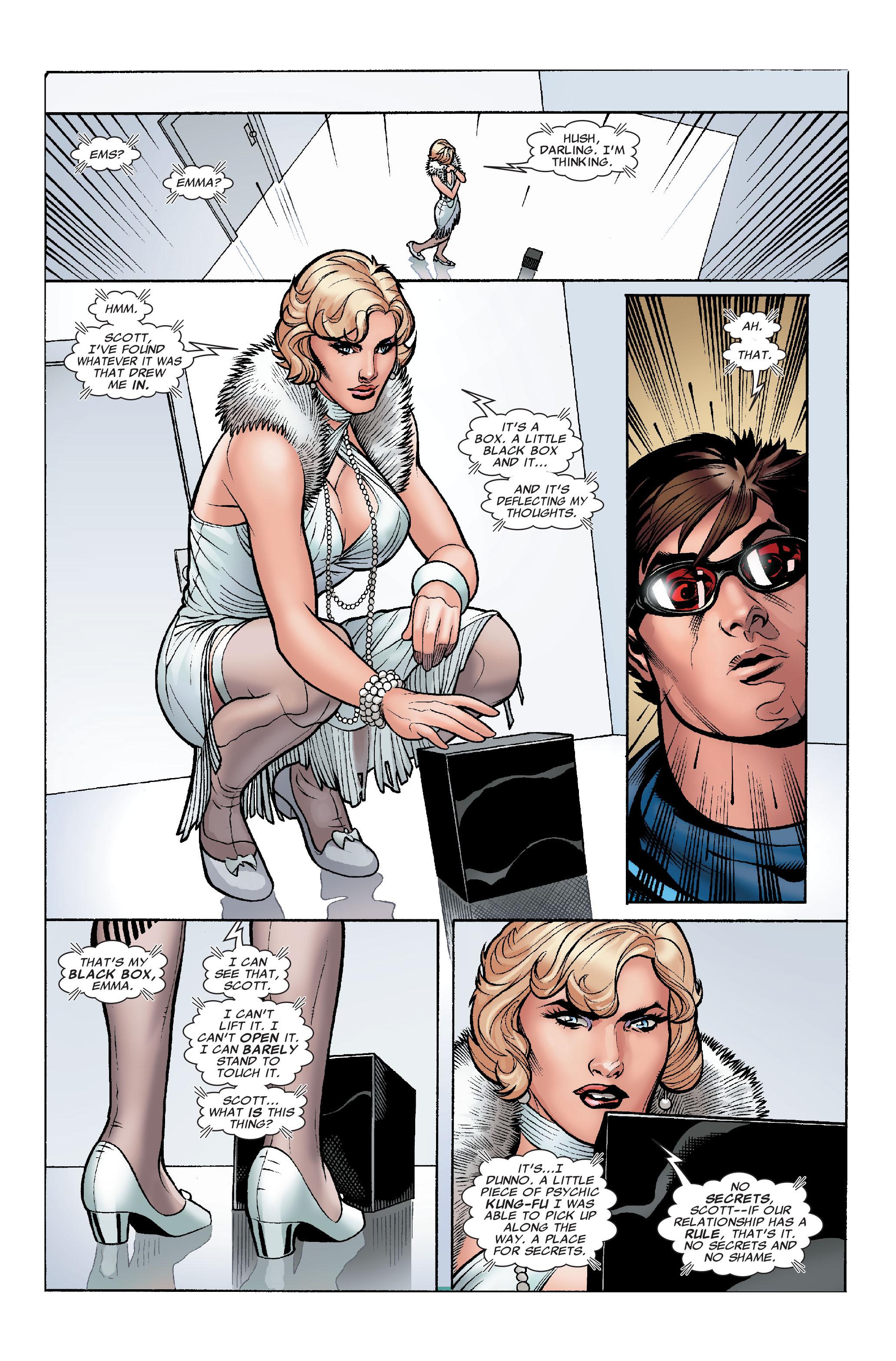 Read online Uncanny X-Men (1963) comic -  Issue #504 - 22