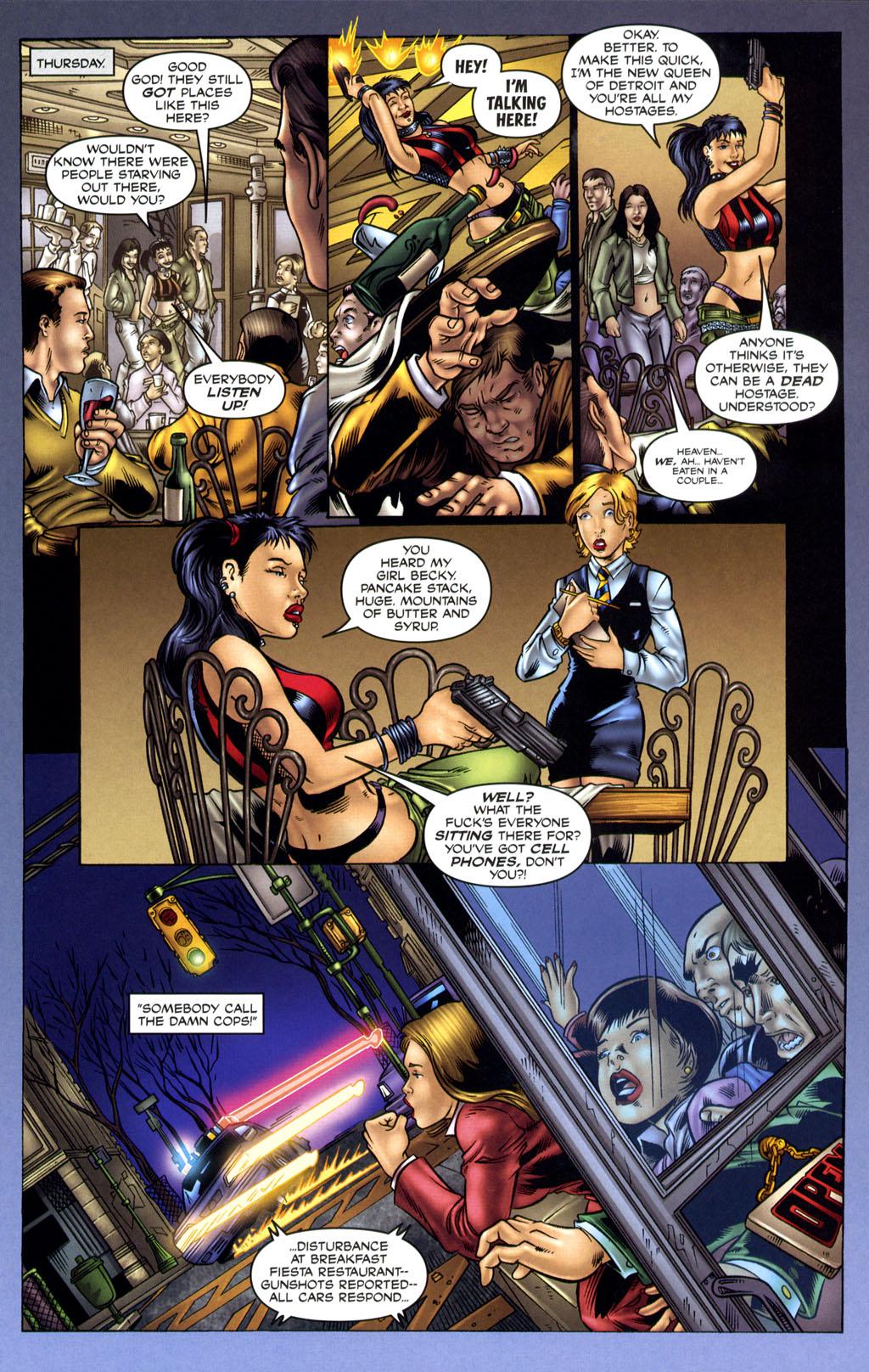Read online Robocop: Wild Child comic -  Issue # Full - 11