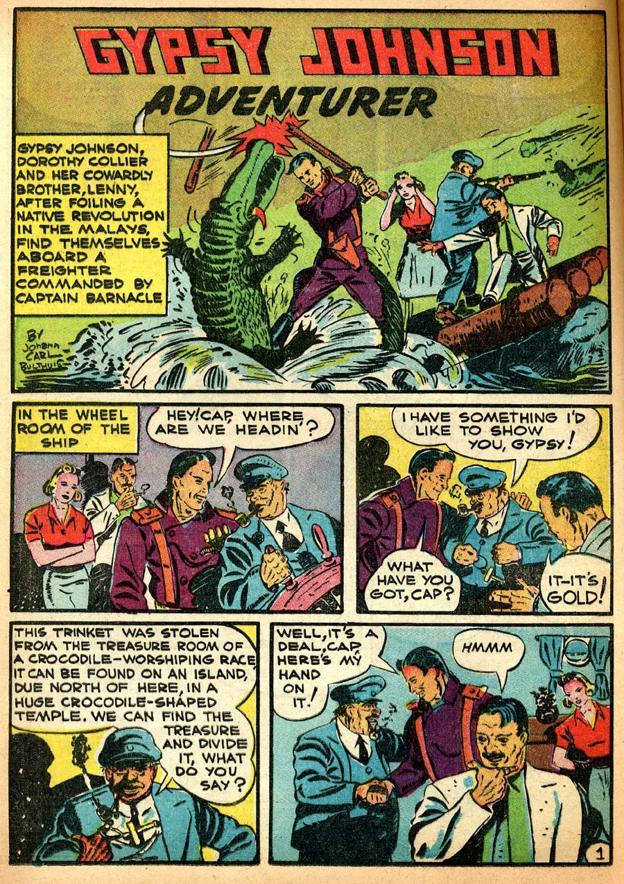 Blue Ribbon Comics (1939) issue 8 - Page 24