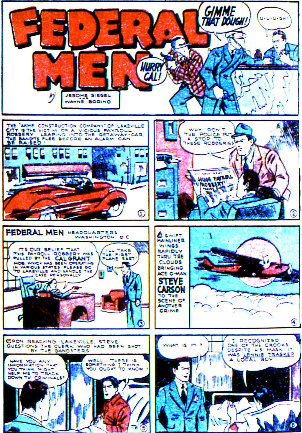 Read online Adventure Comics (1938) comic -  Issue #42 - 16